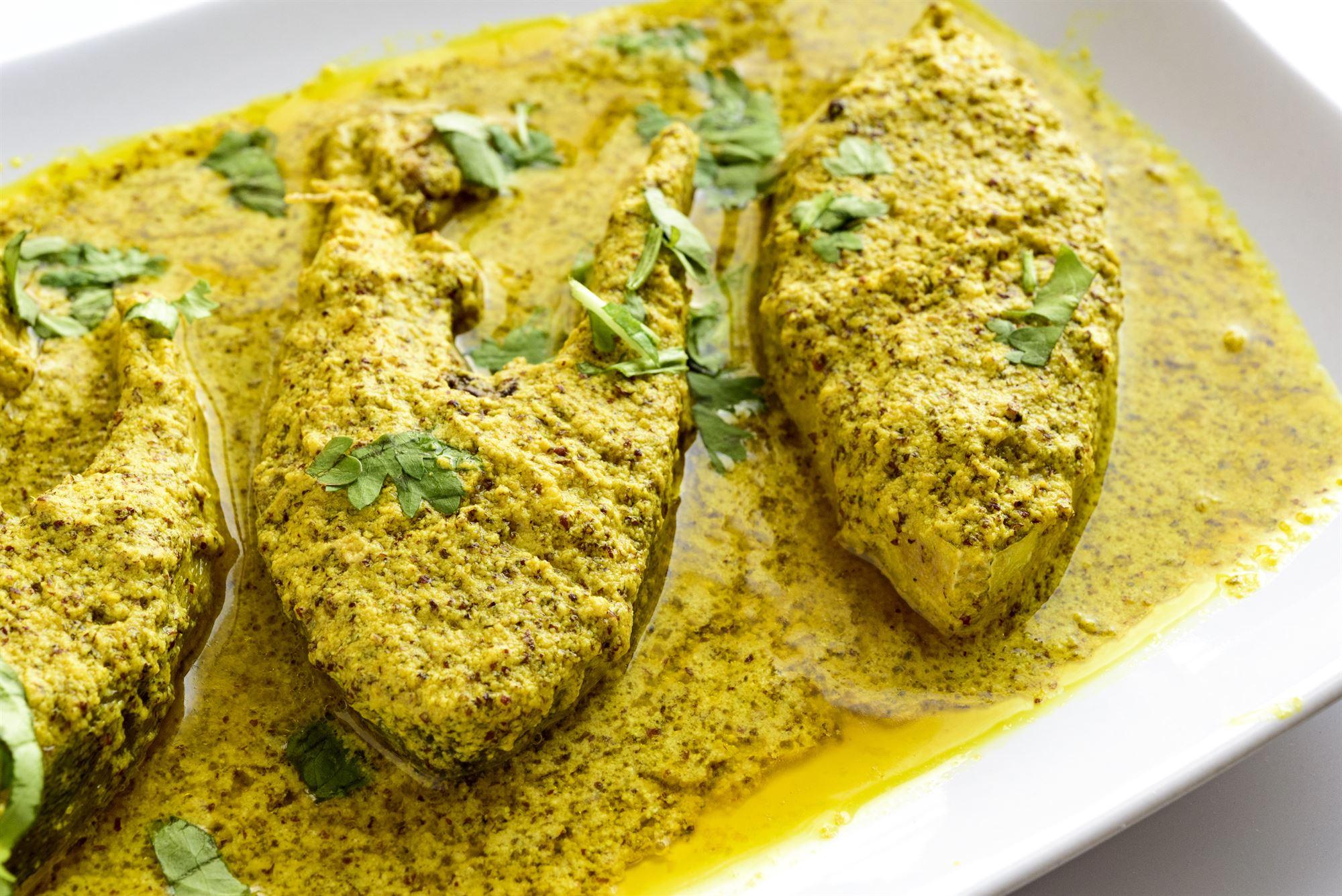 Indisk fisk