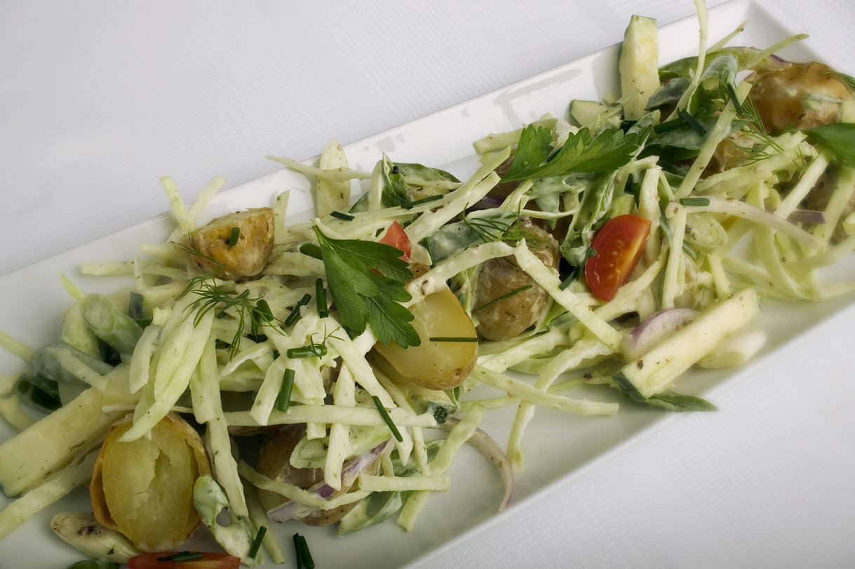 Alternativ kartoffelsalat