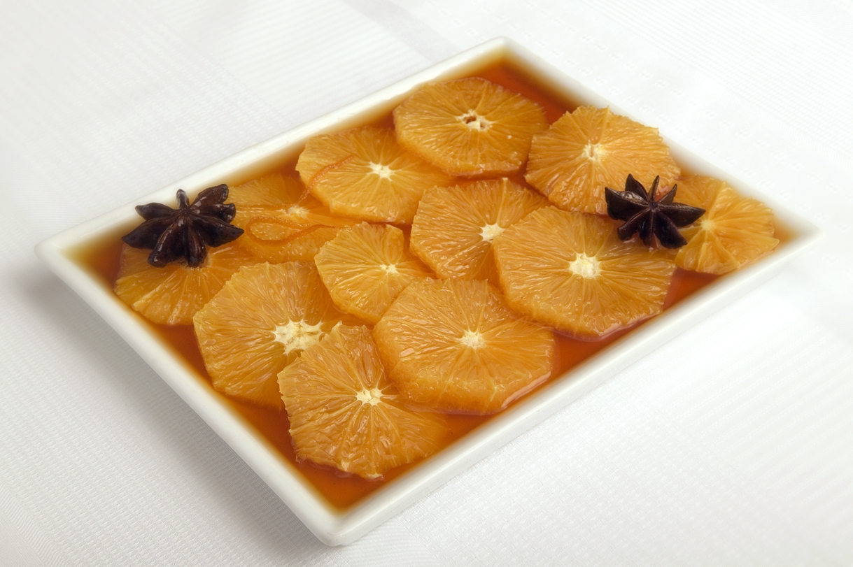 Appelsin i Marsala