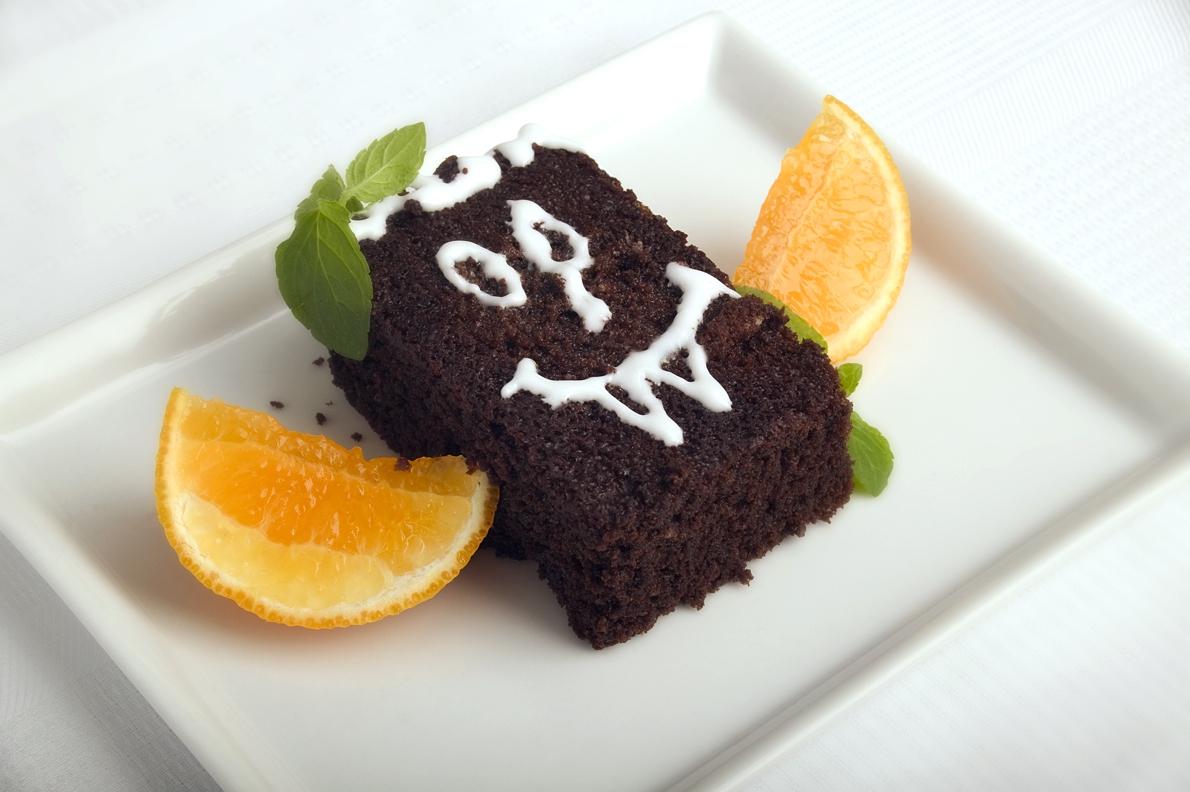 Bøh-mand chokoladekage