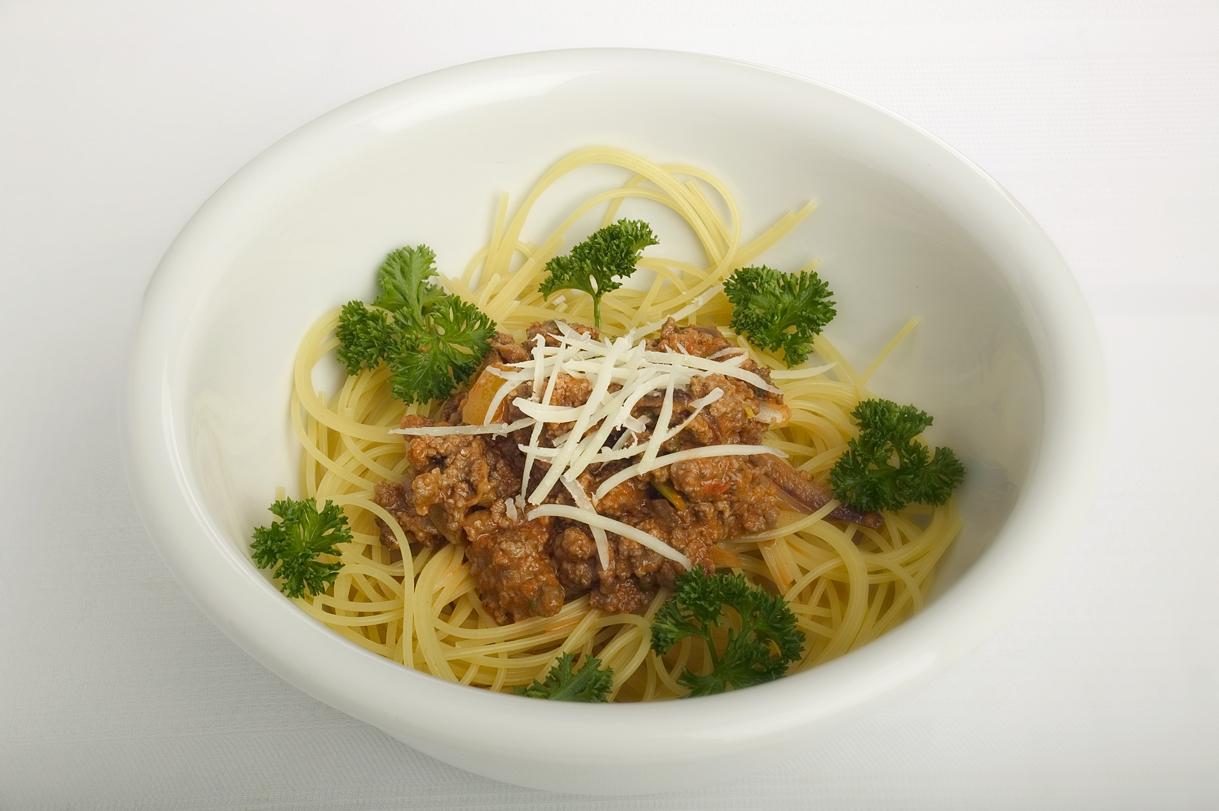 Nem spaghetti bolognese