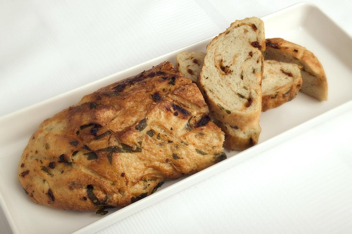 Krydret brød