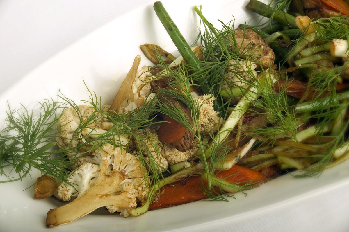 Chop Suey med kylling