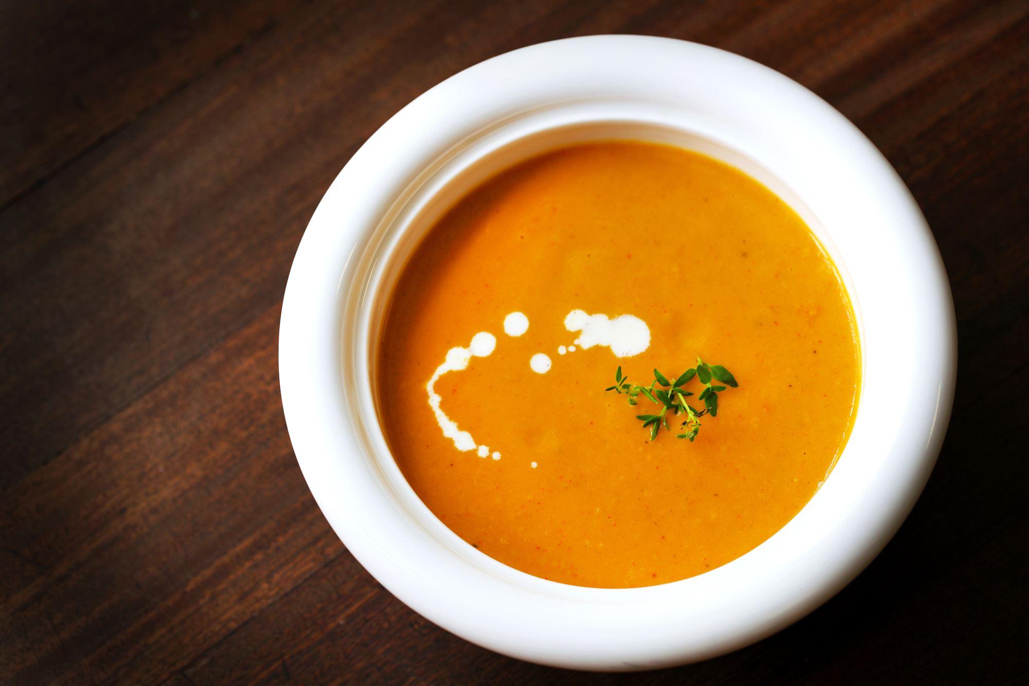 Røddernes lækre suppe