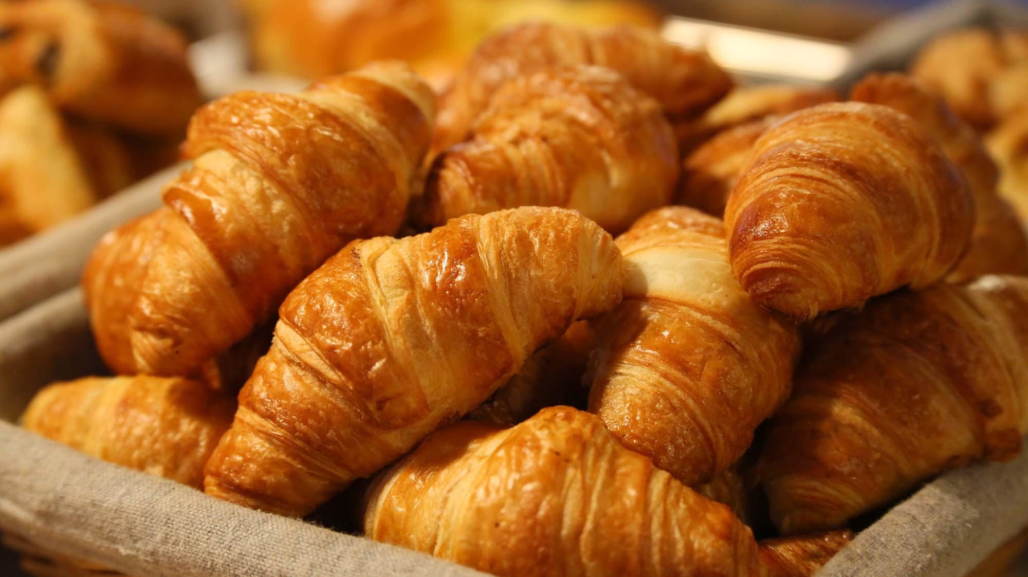 Ægte croissanter