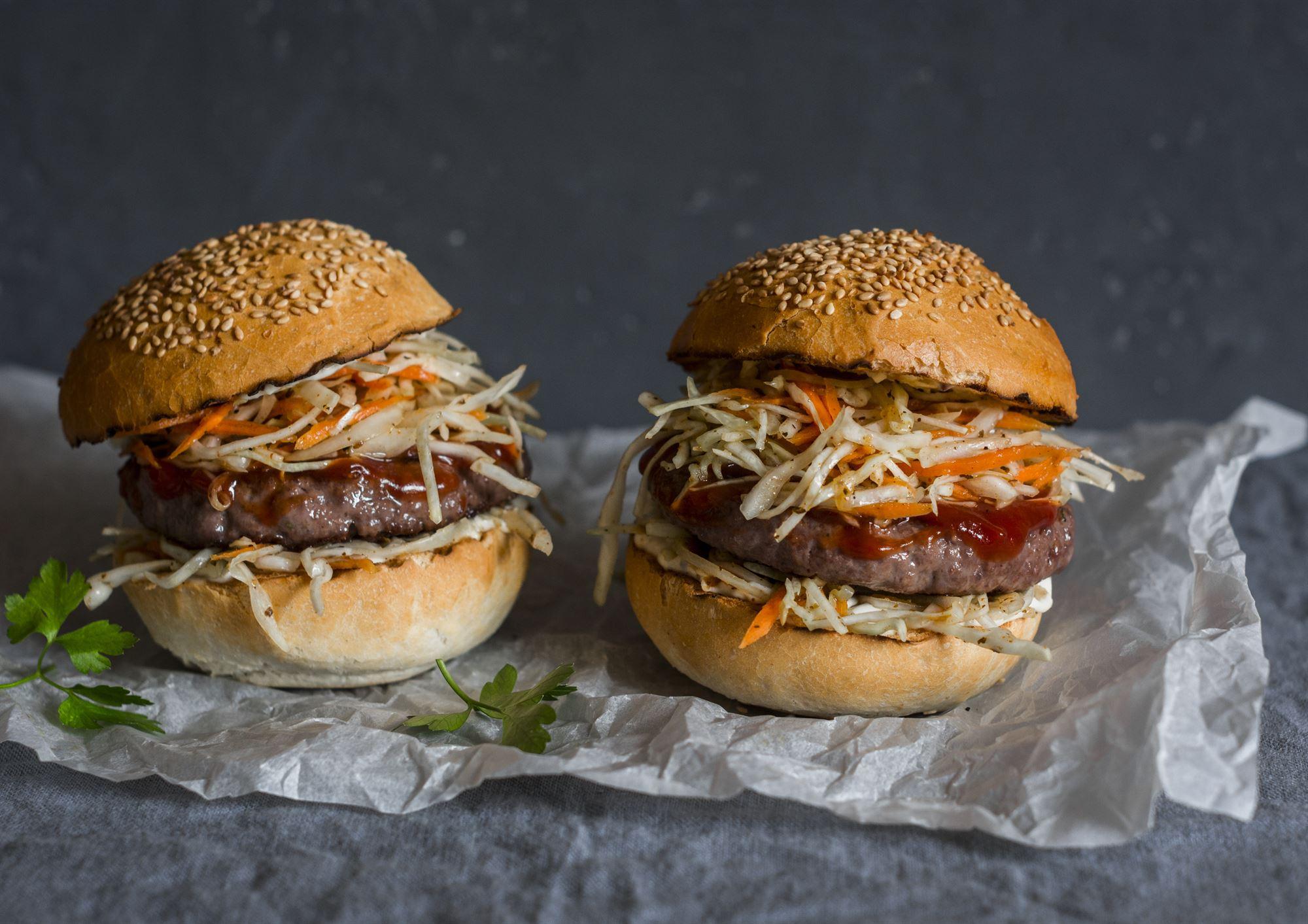 Thai burgere