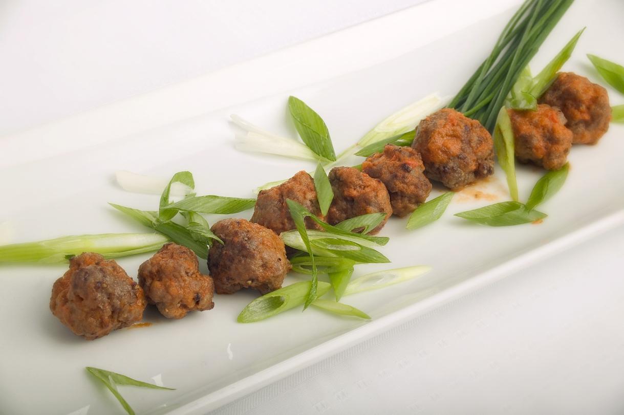 Thailandske kødboller