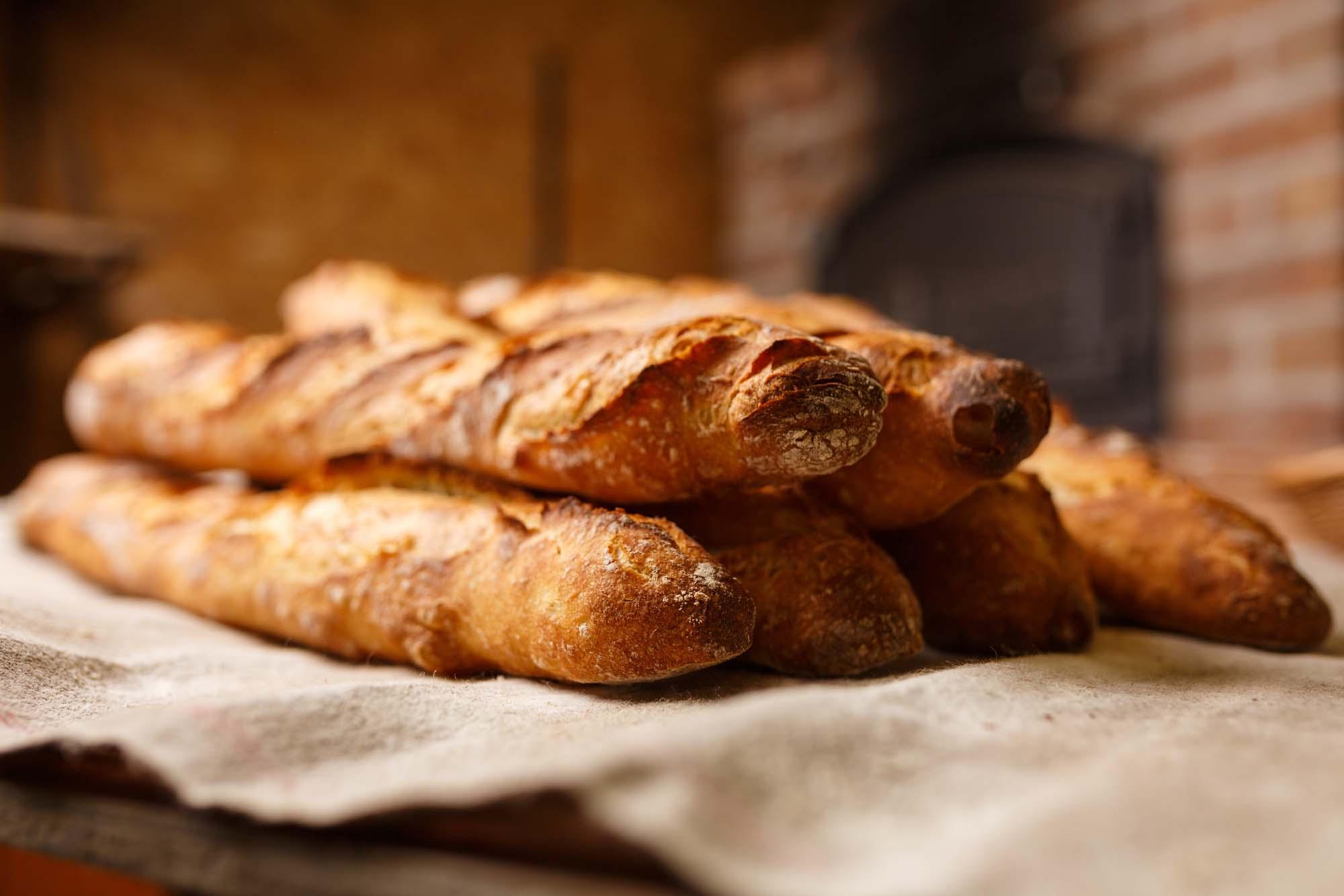 Fint eller groft sandwichbrød