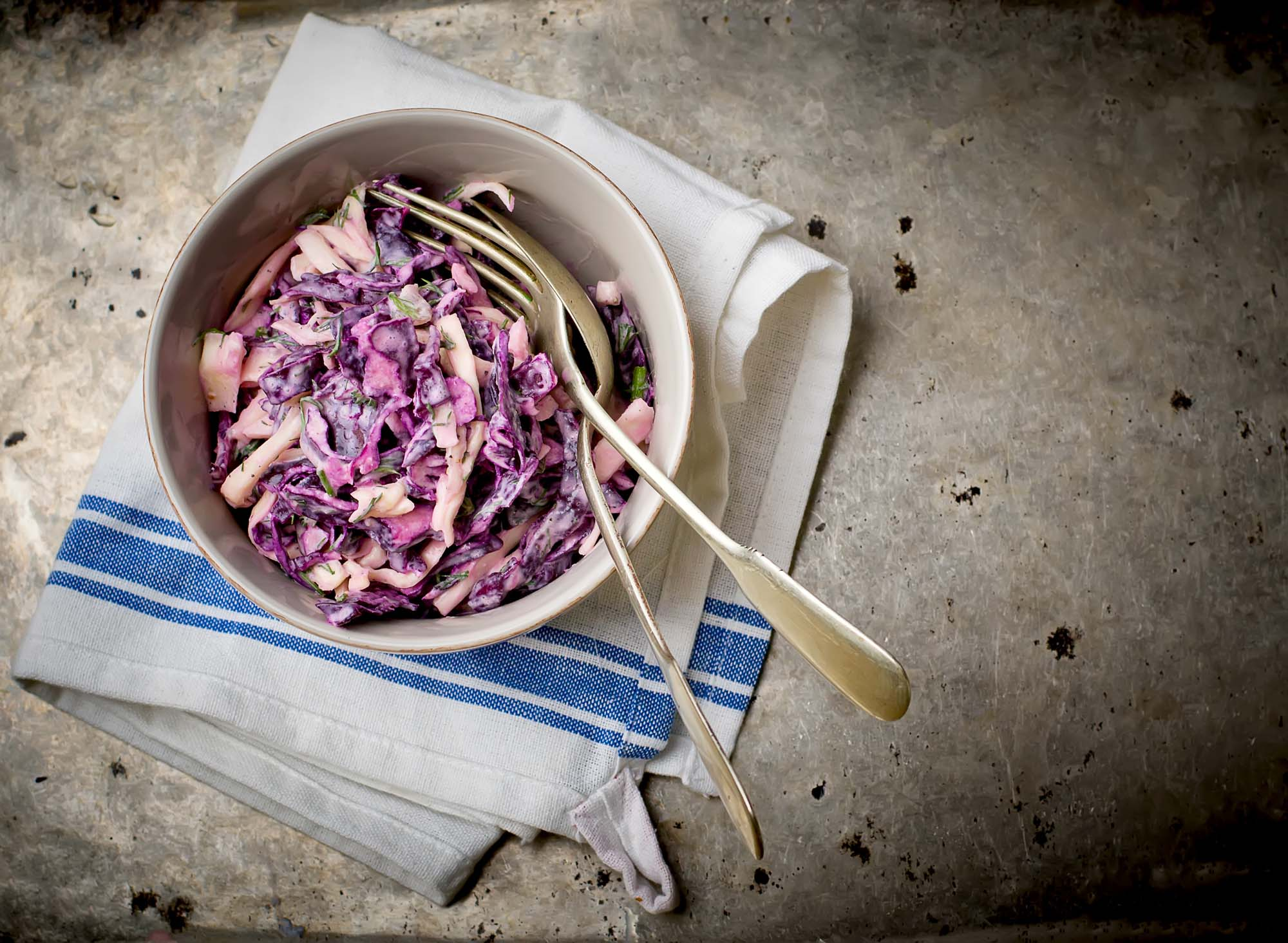 Fennikel coleslaw