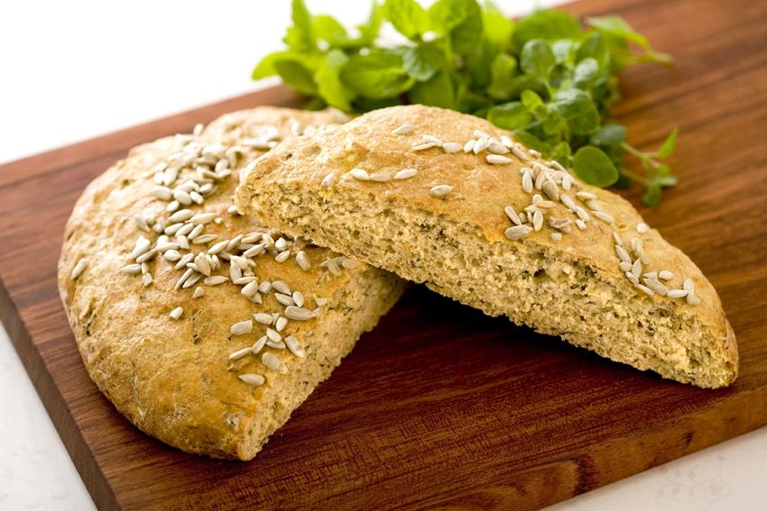 Brød med krydderurter