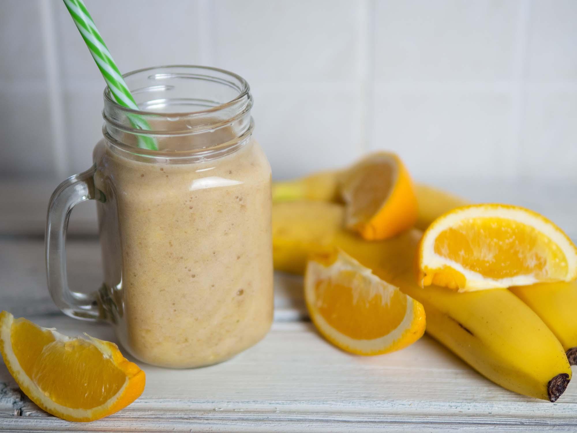 Appelsin proteindrik