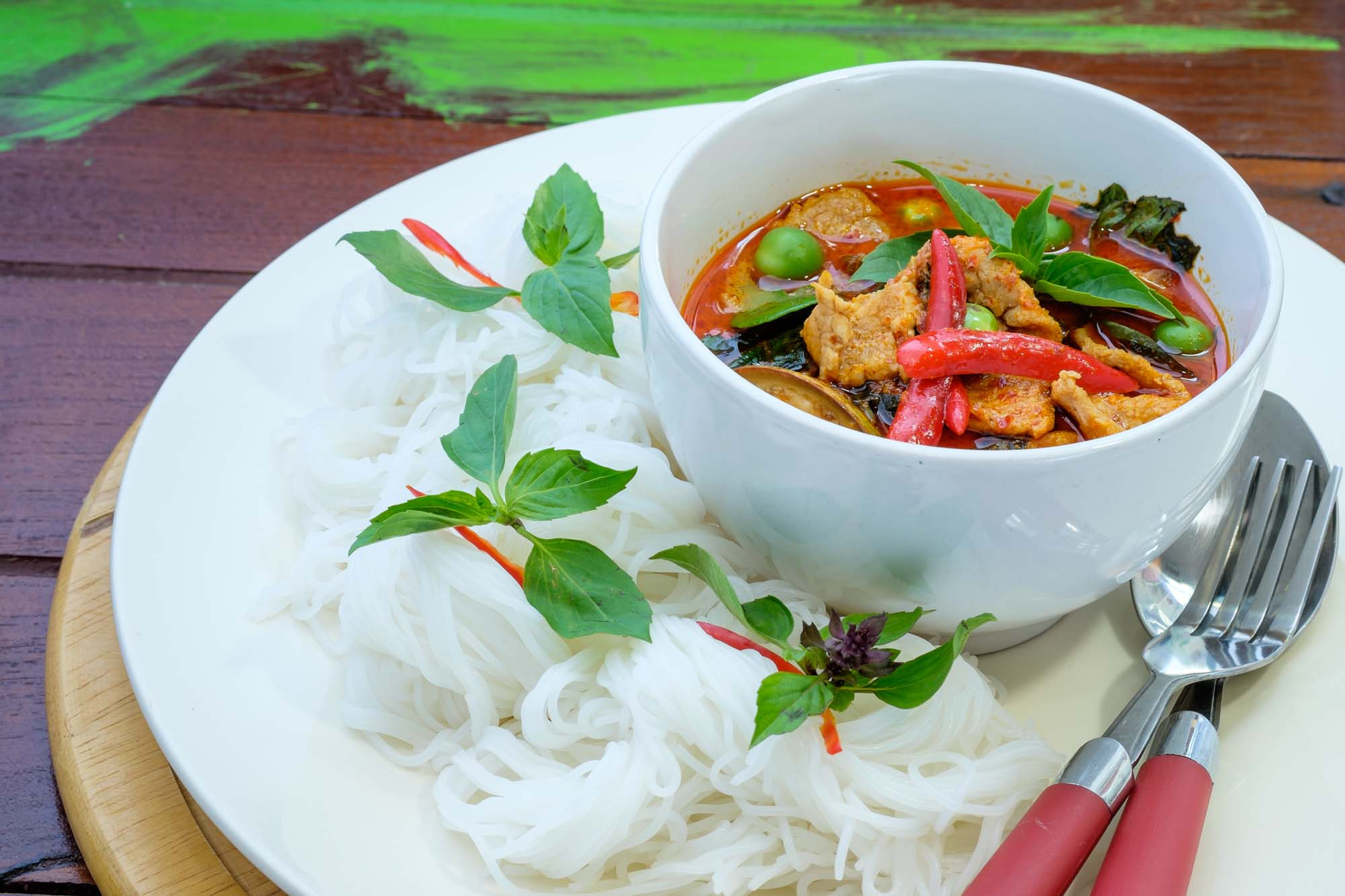Chiang Mai thai curry
