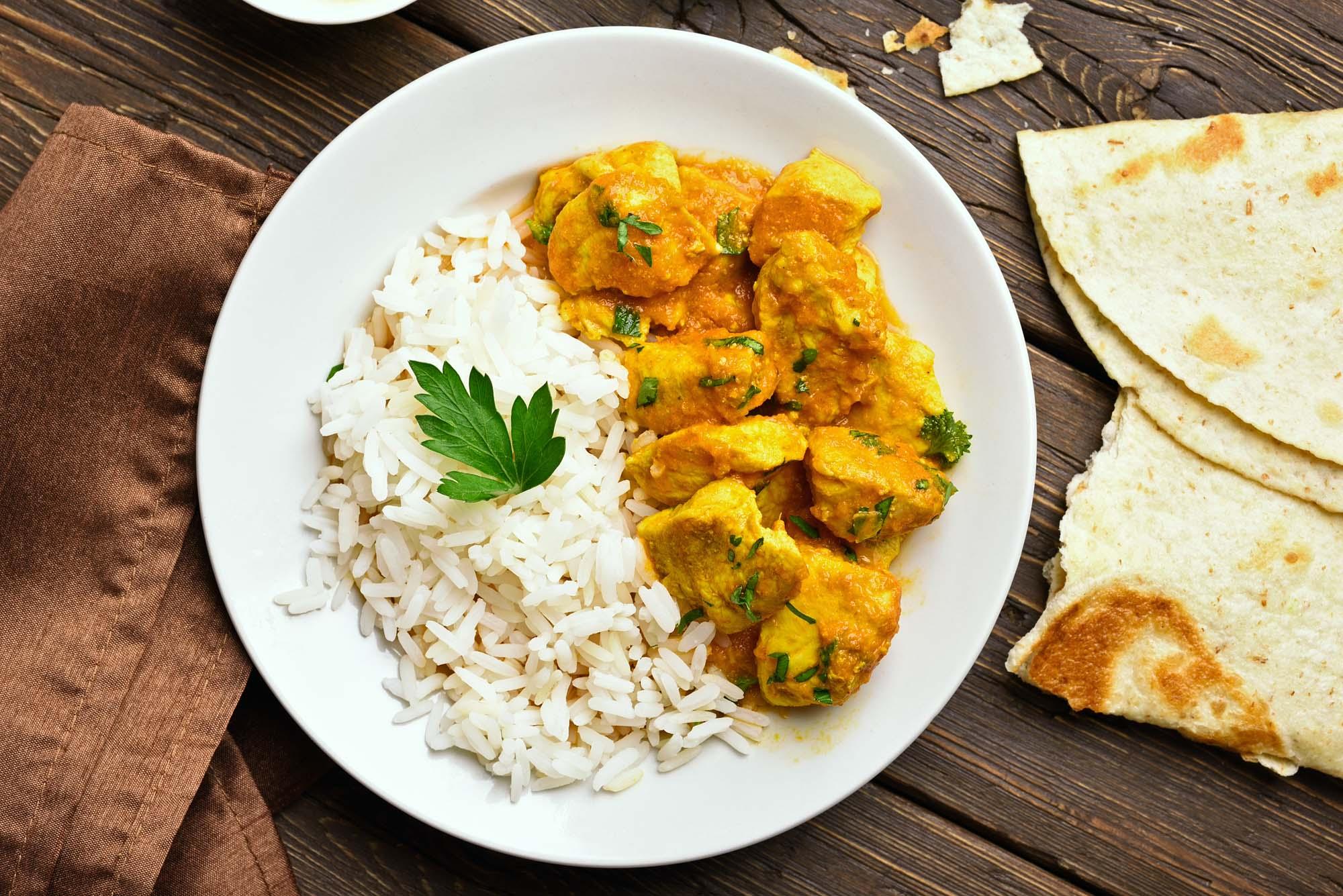 Currykalkun