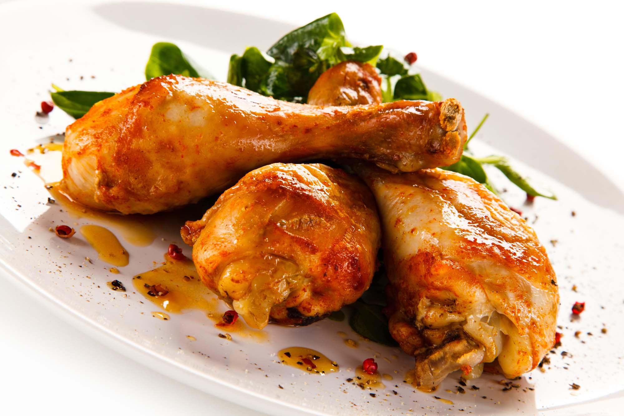 Mexicanske kyllingelår