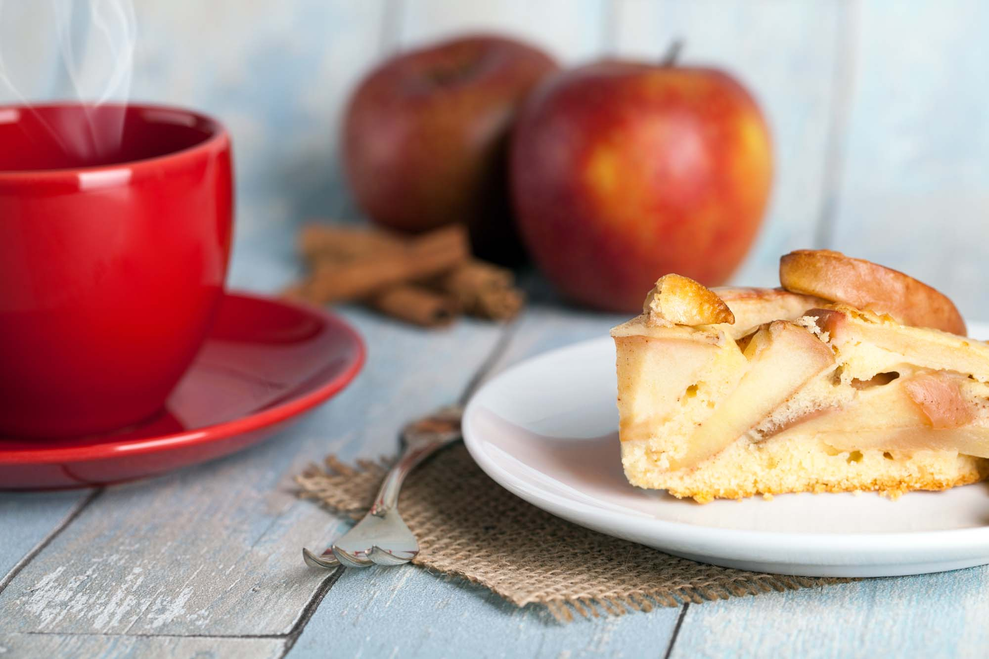 Lun æblekage