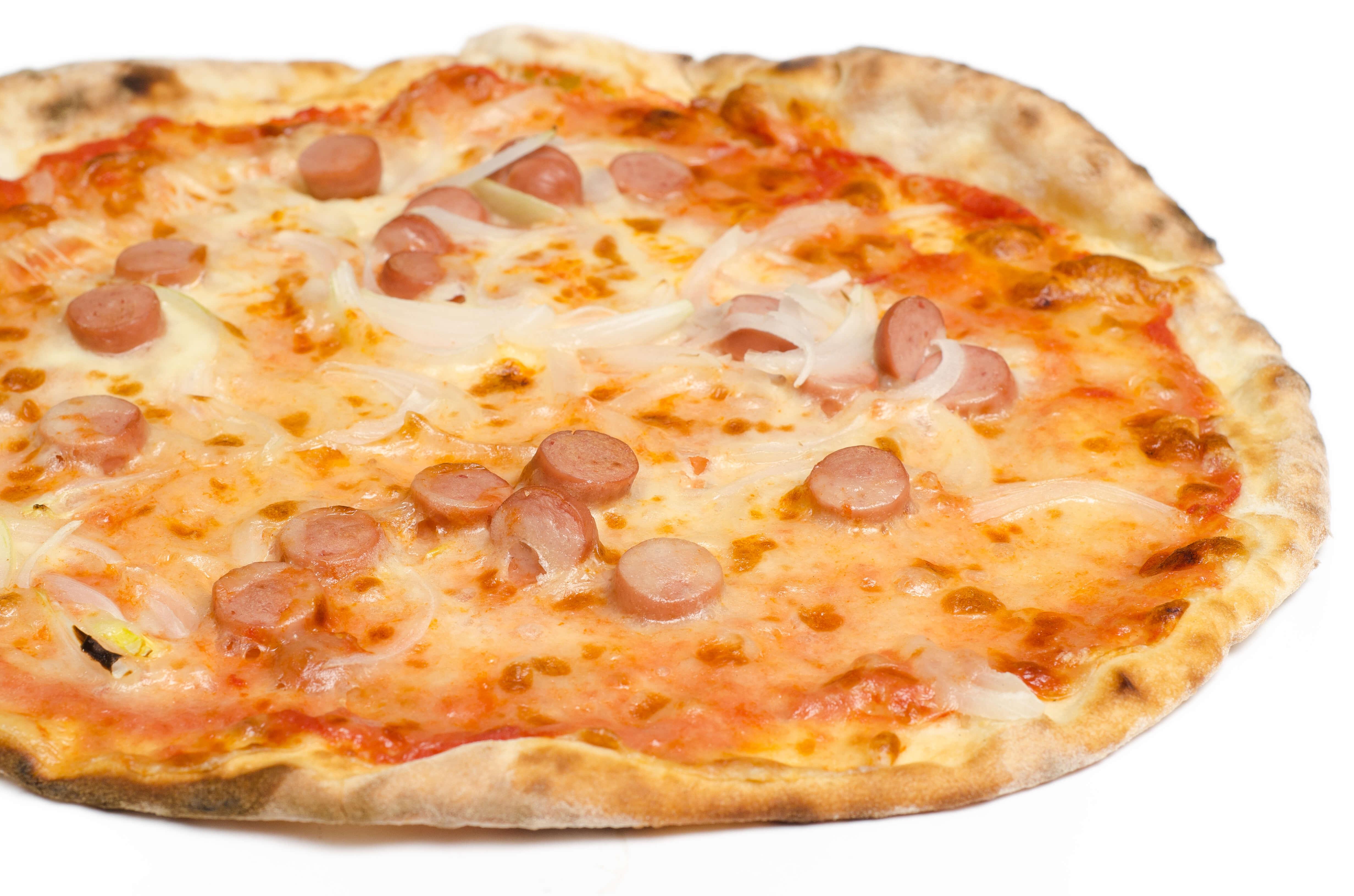 Pizzabund af kartoffel