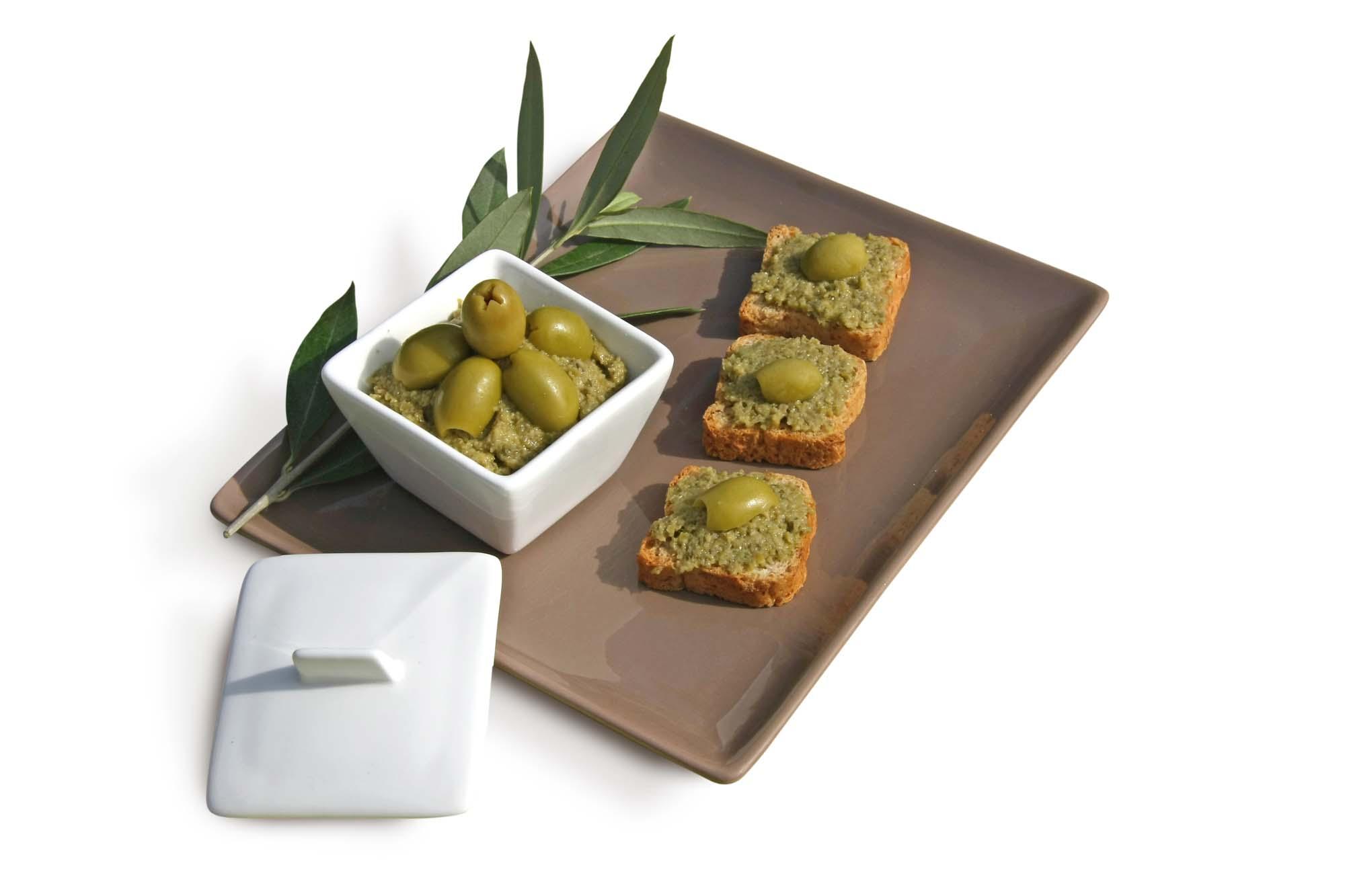 Oliventapenade med kapers