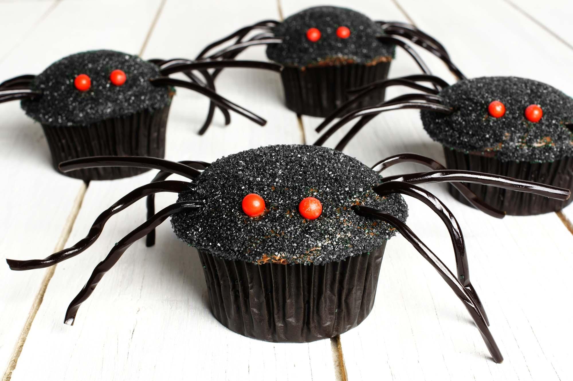 Halloween - Edderkoppekager