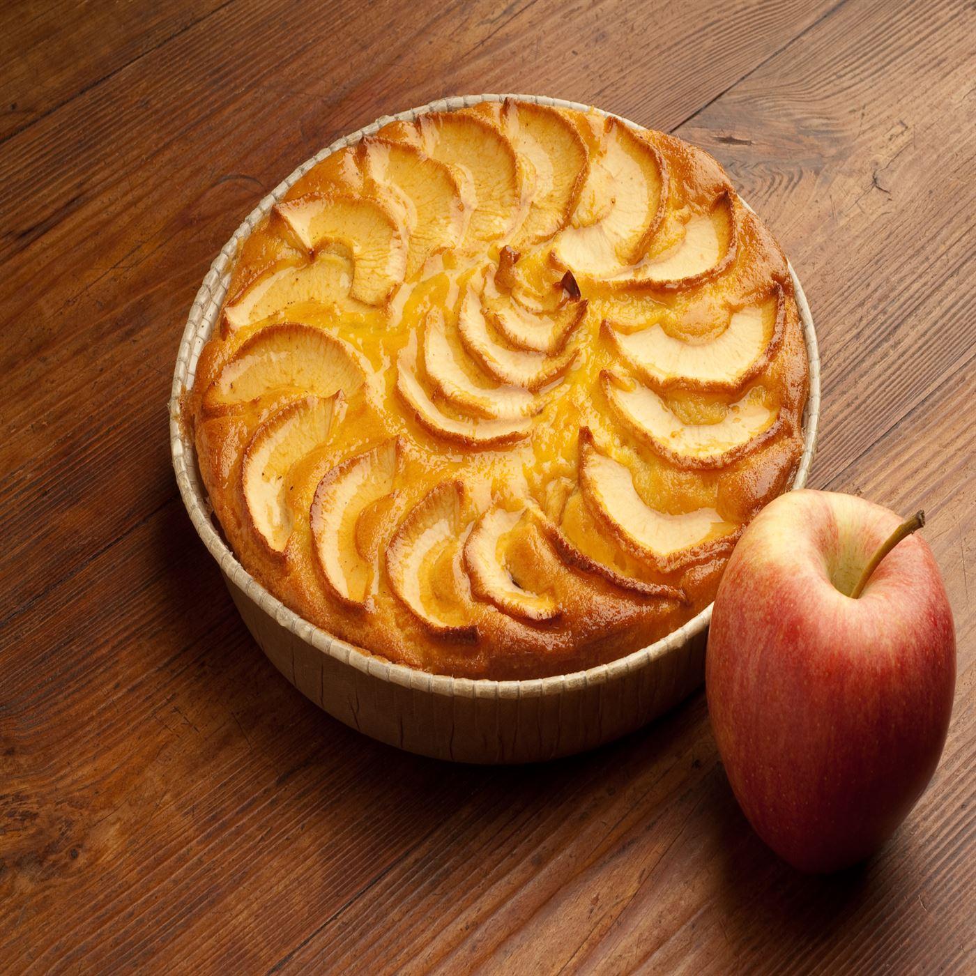 Amerikansk æblepie