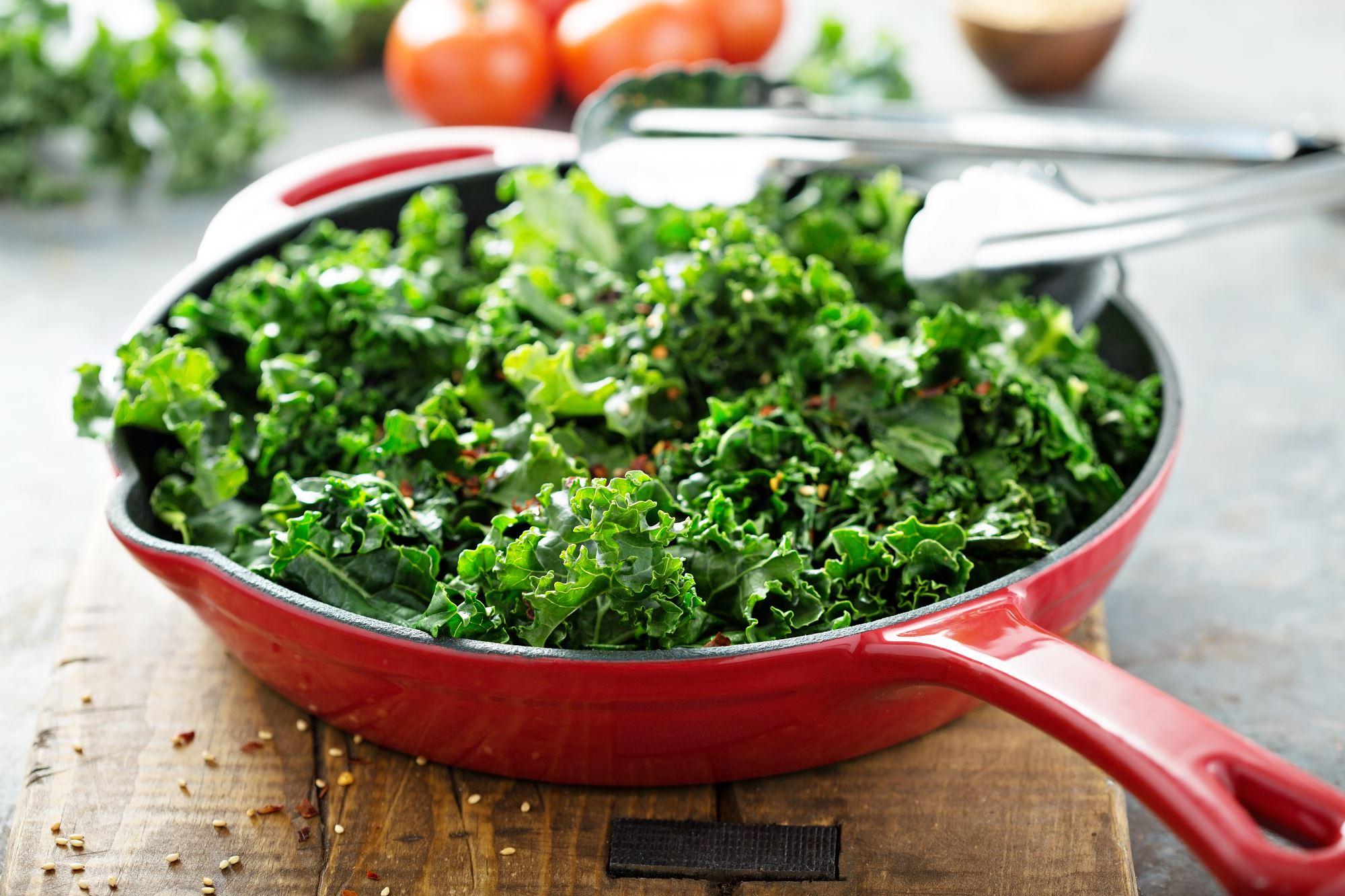 Braiseret salat