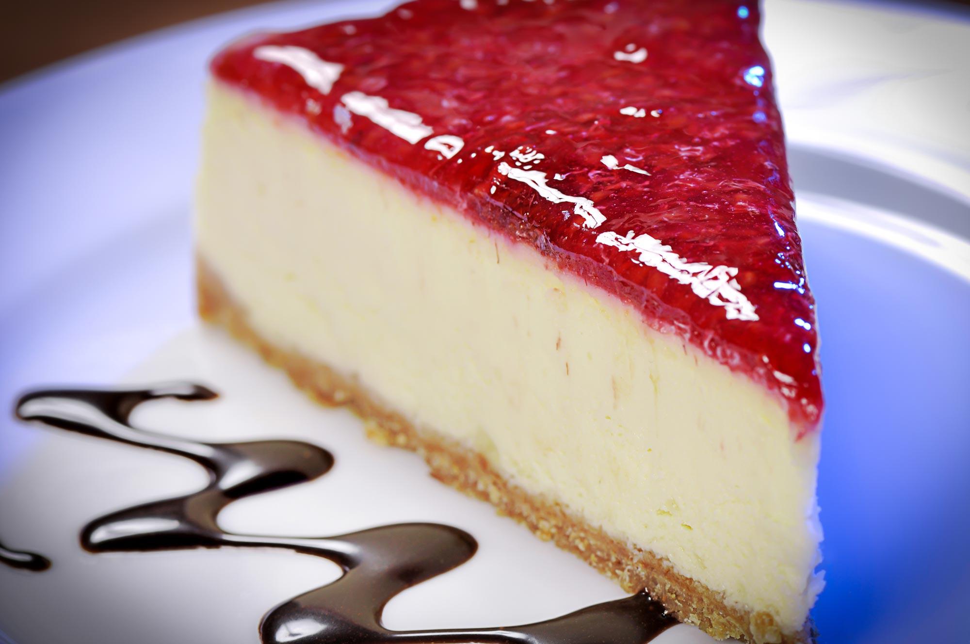 Cheesecake med tvist af lime