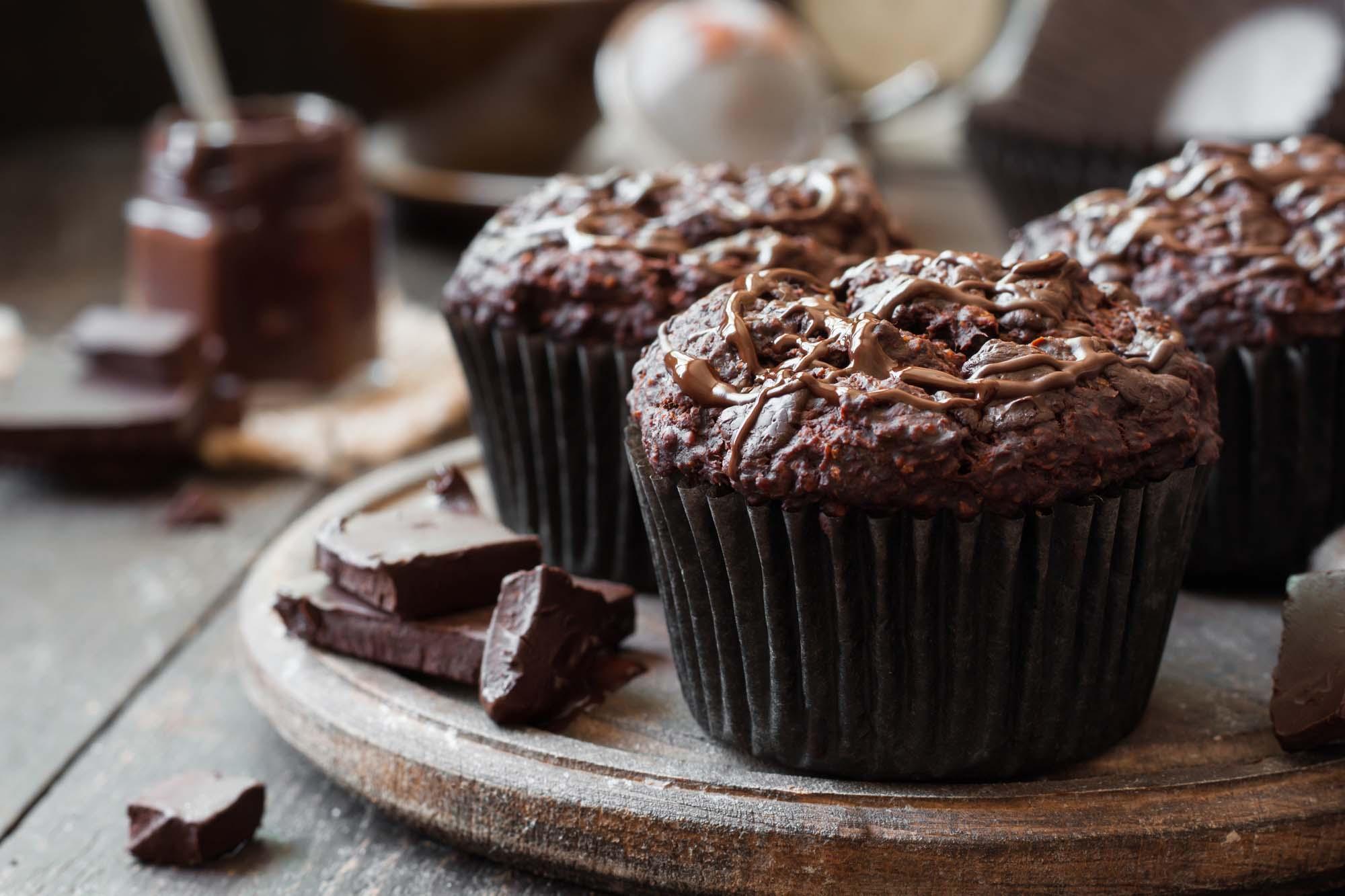 Monikas muffins