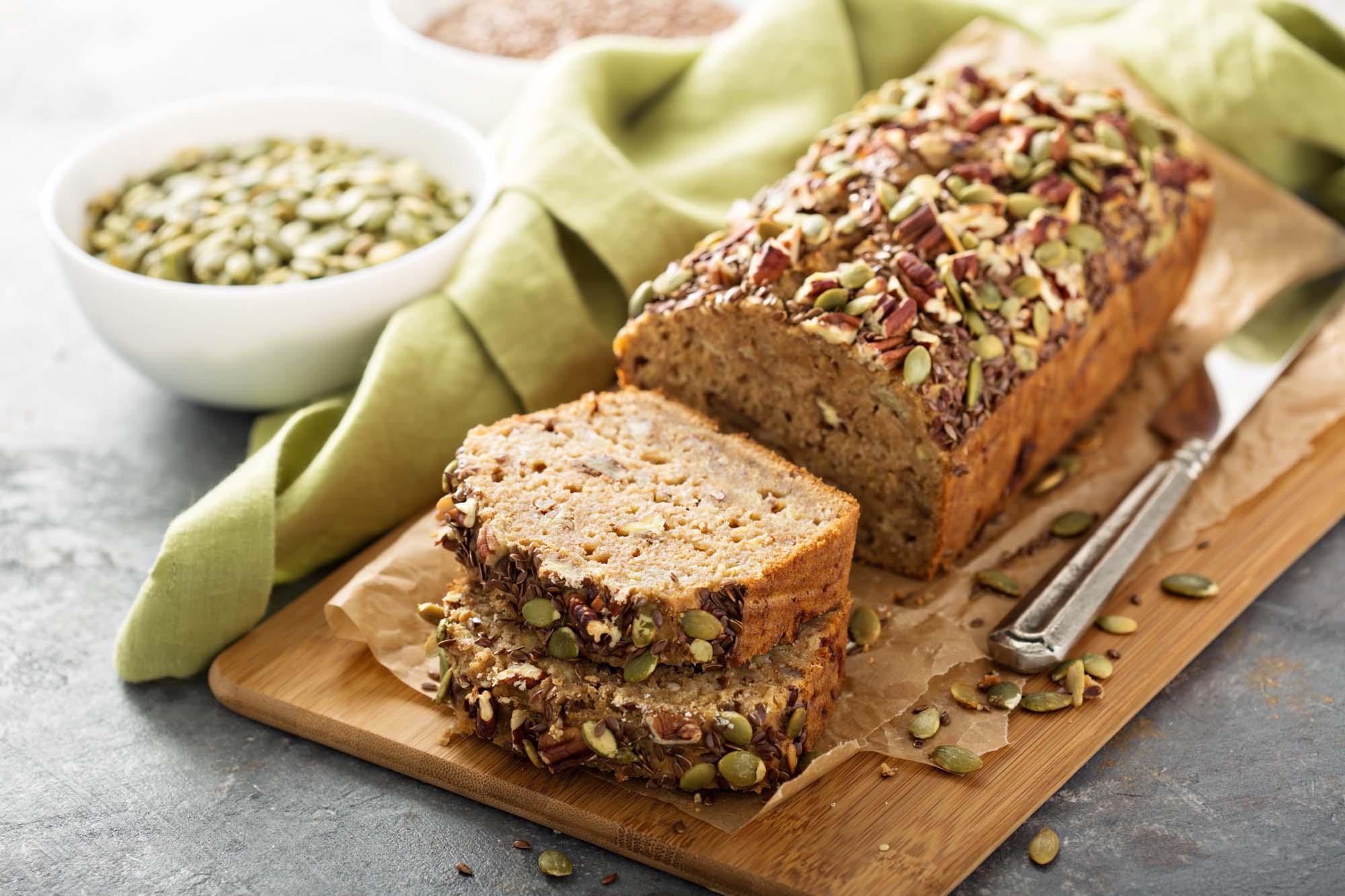 Flad-mave-brød