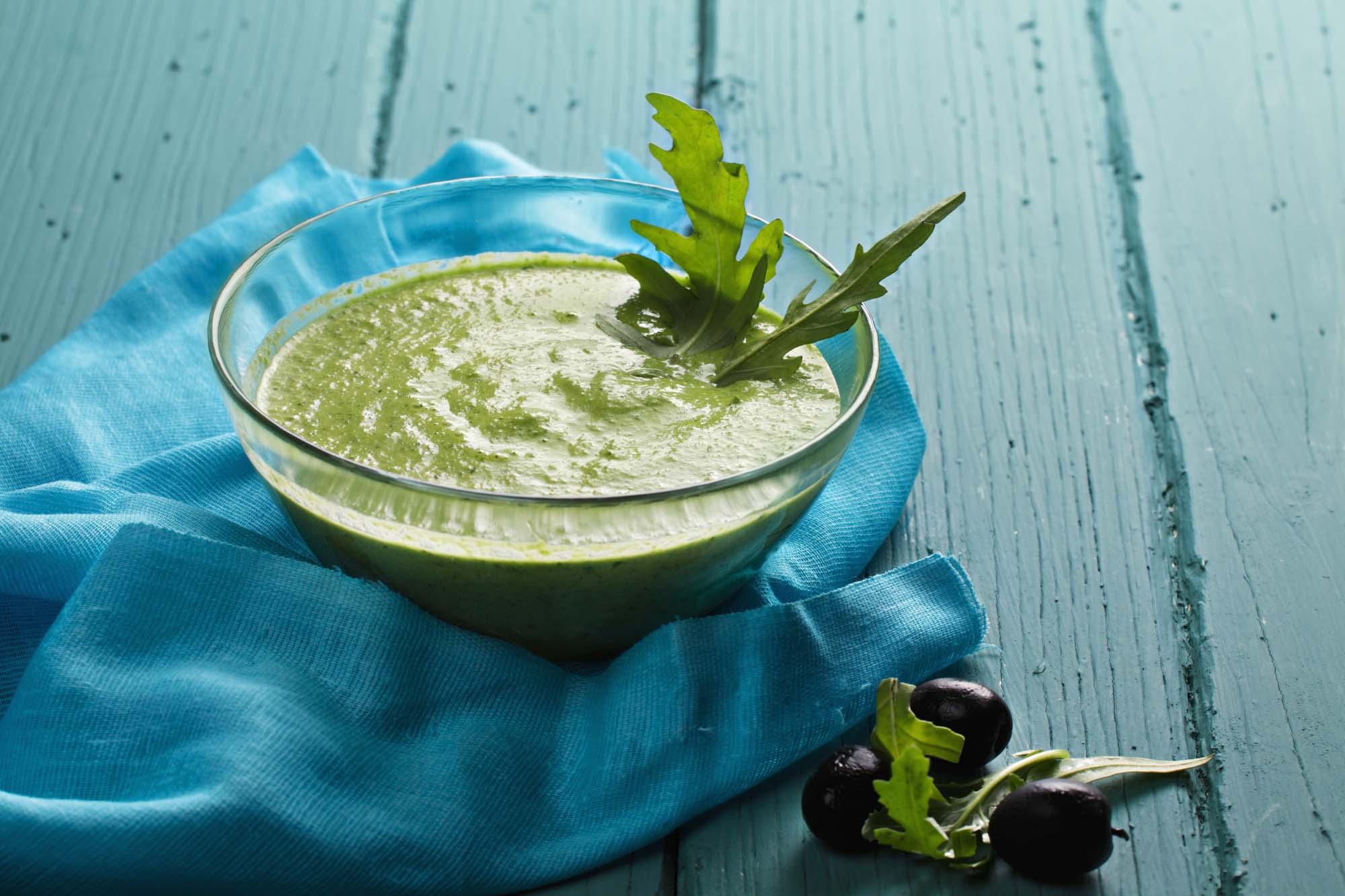 Grøn Dild sauce