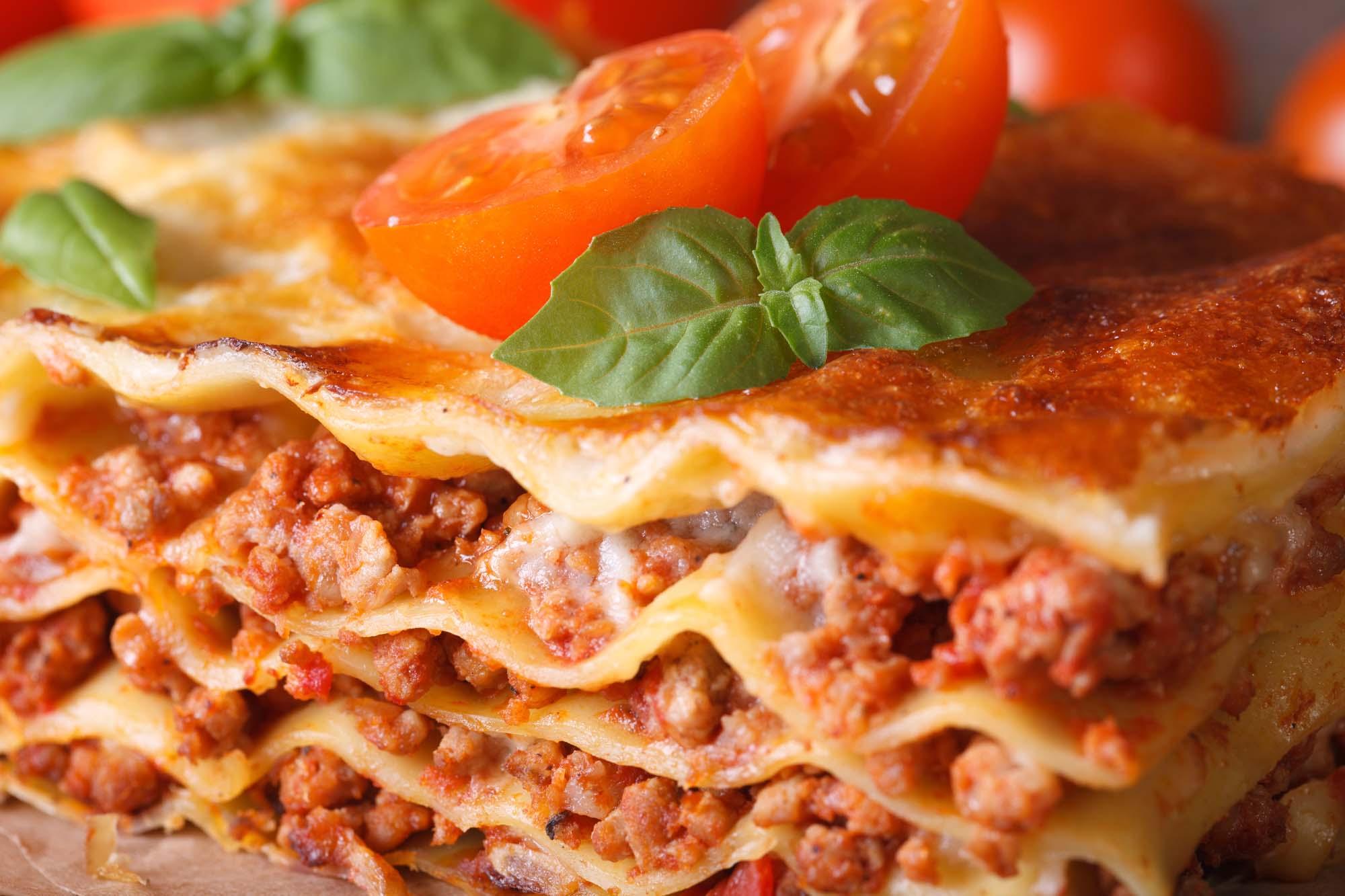 Bedste lasagne