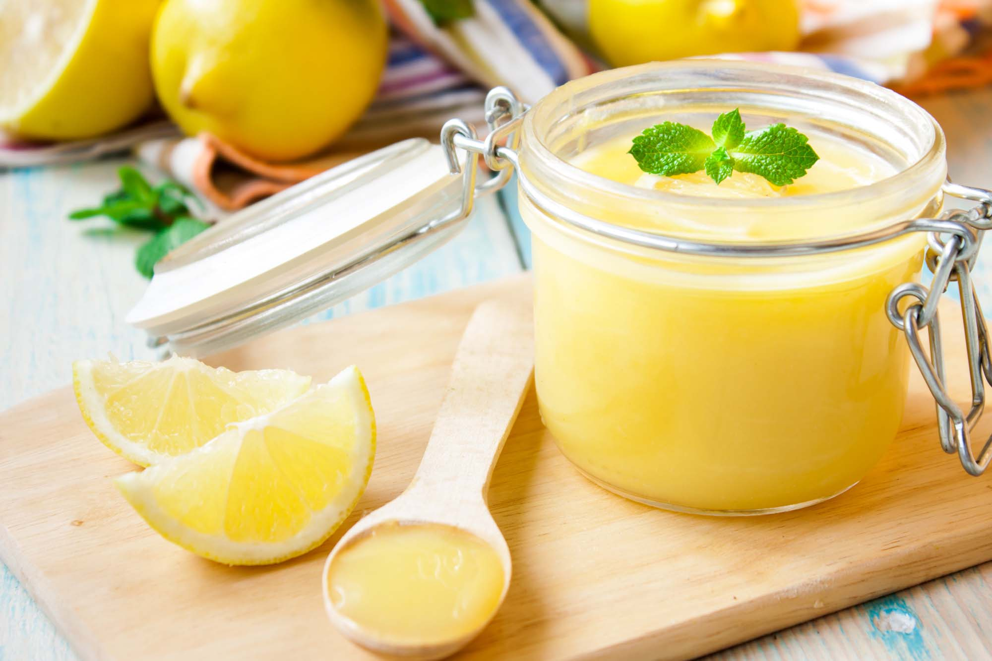 lemon curd - citron creme