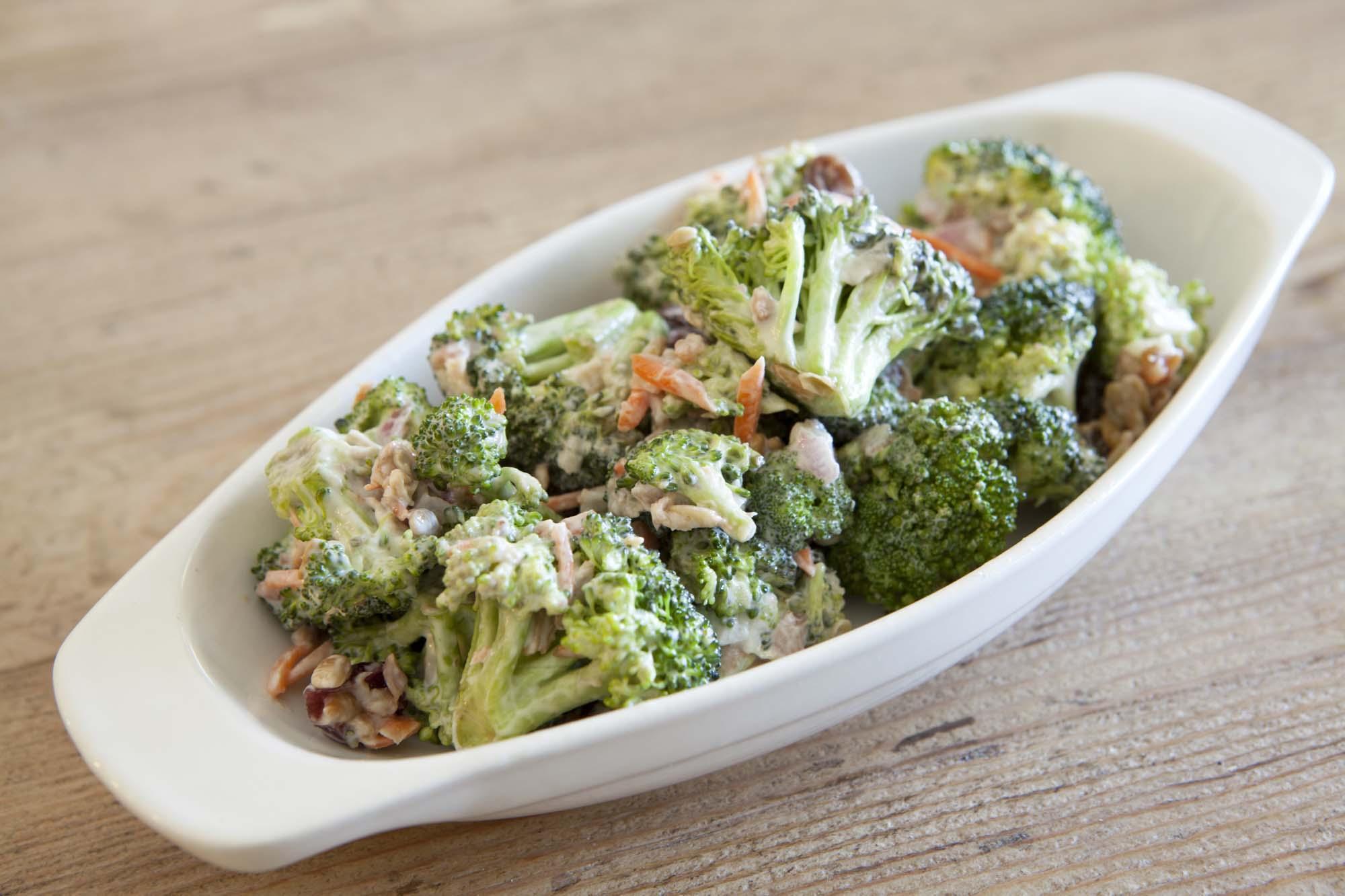 broccoli salat