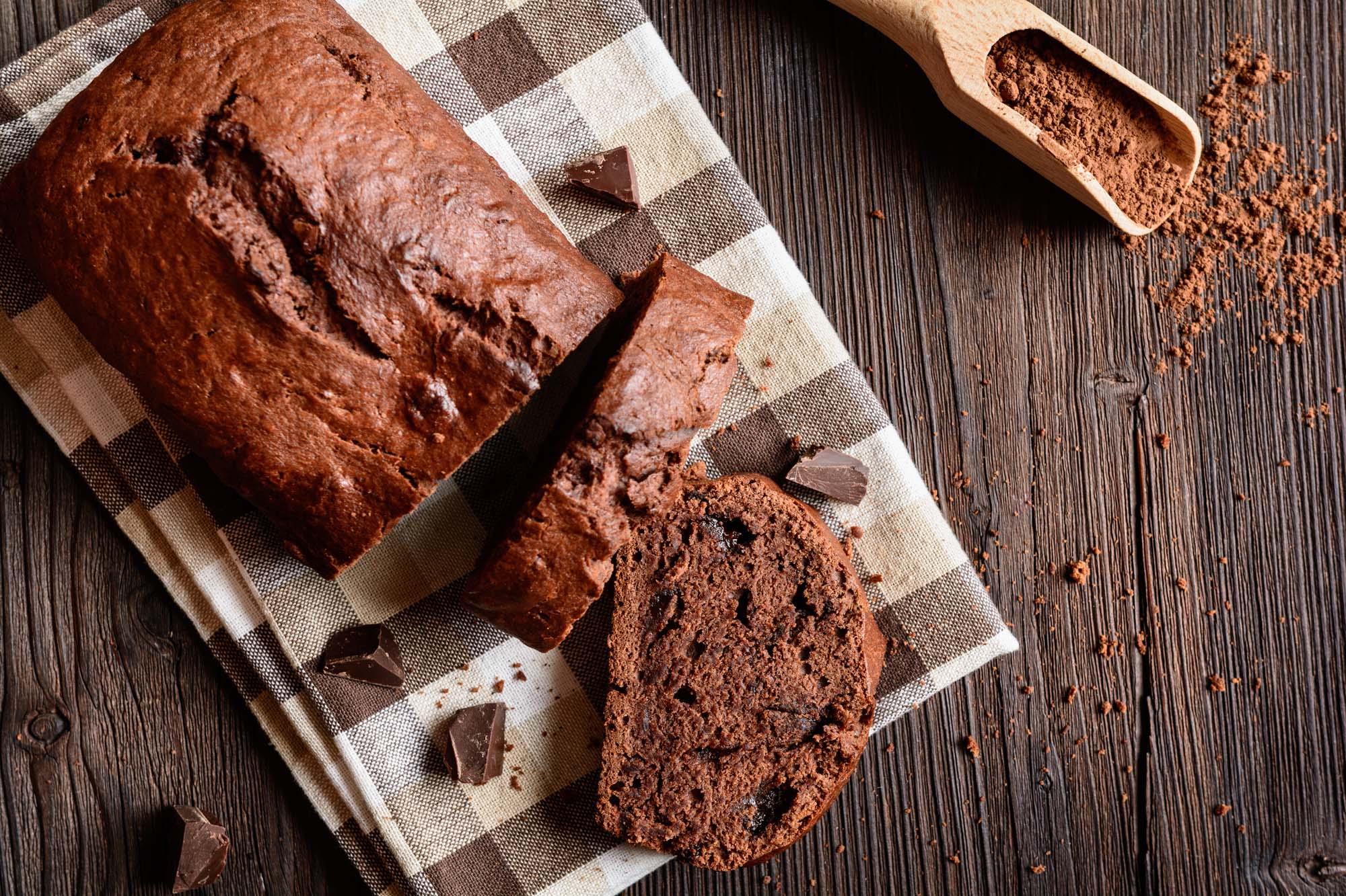 Svenske chokoladebrød