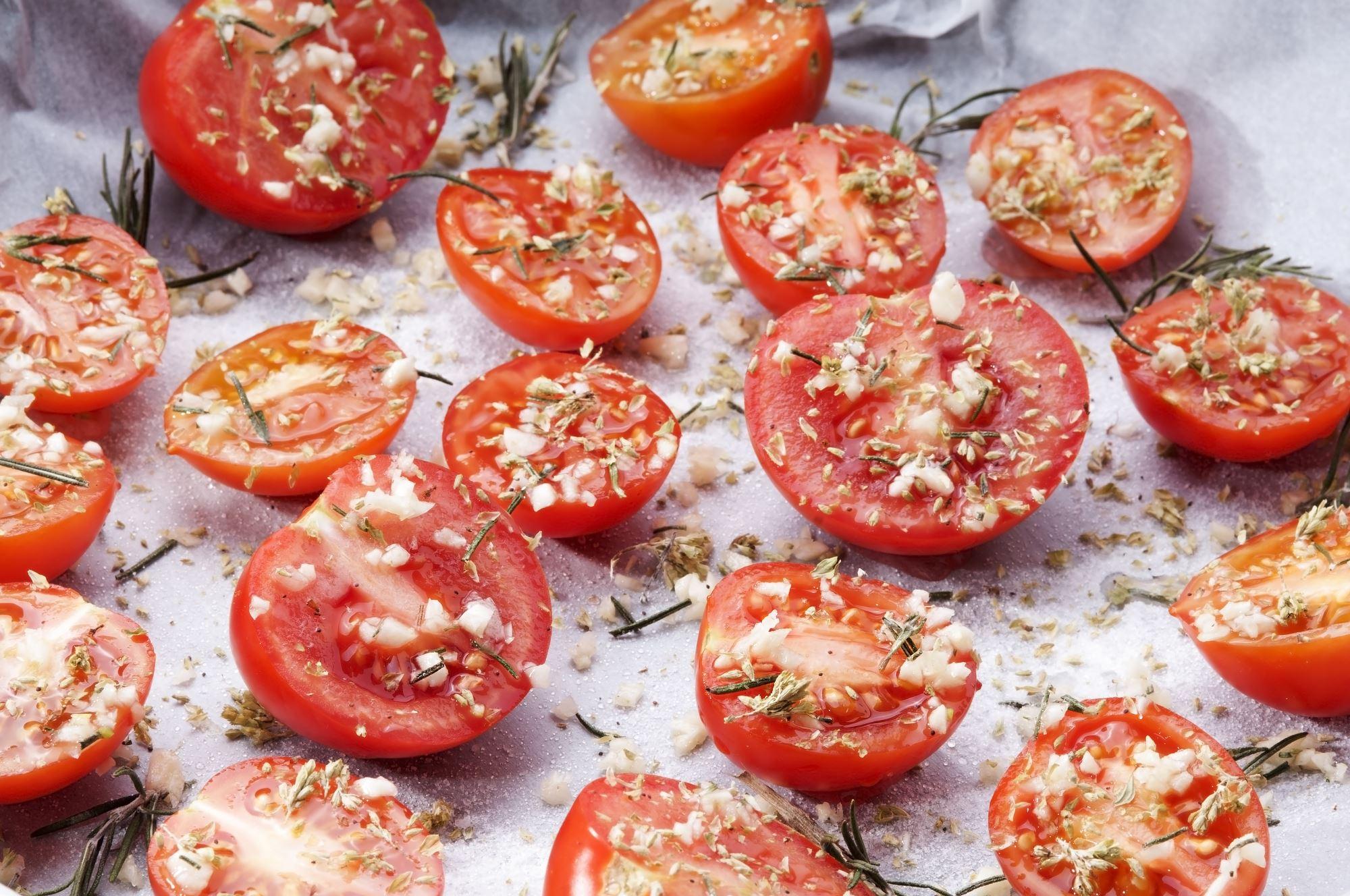 Confiteret tomat