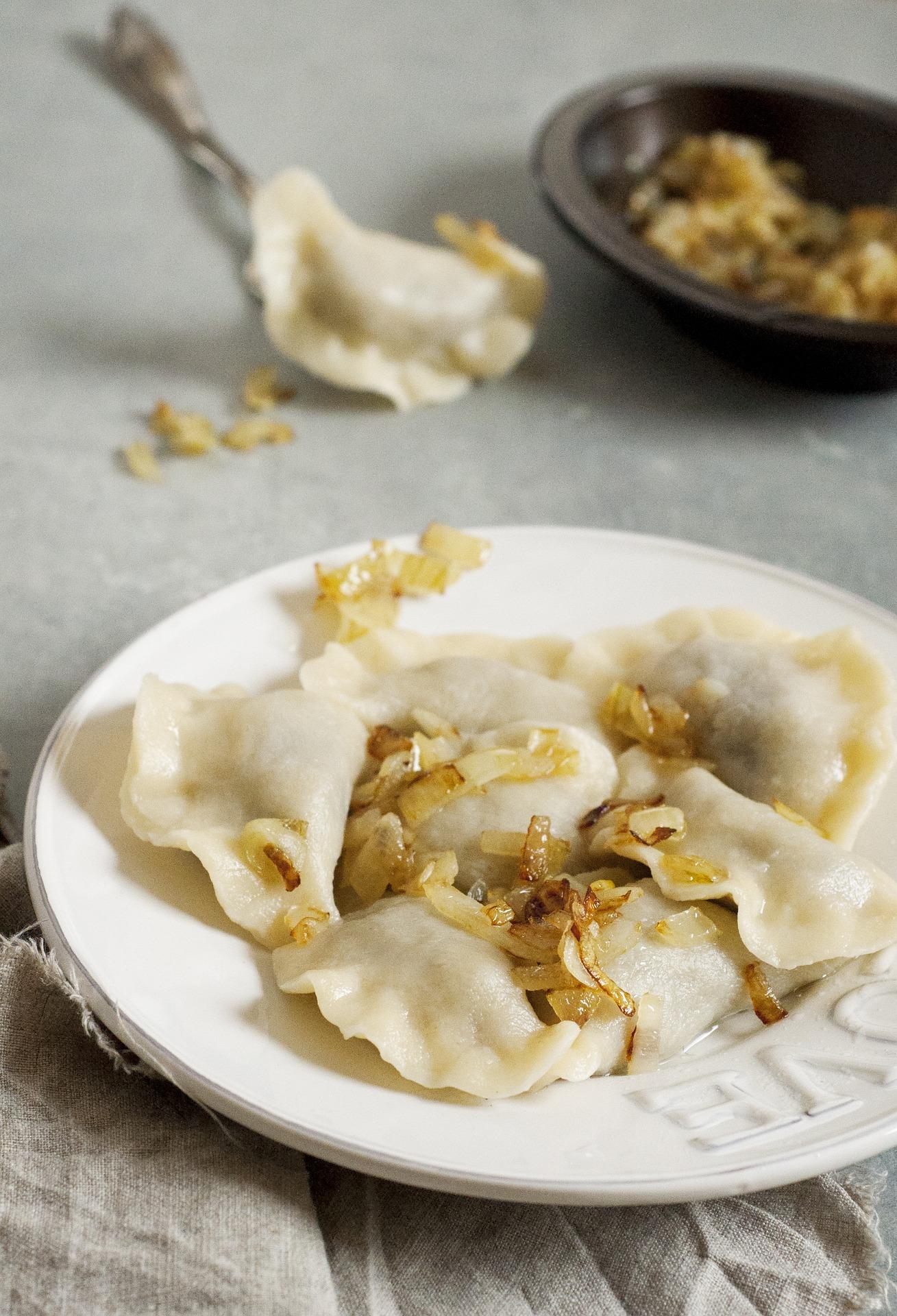 Pierogi - Polske dumplings