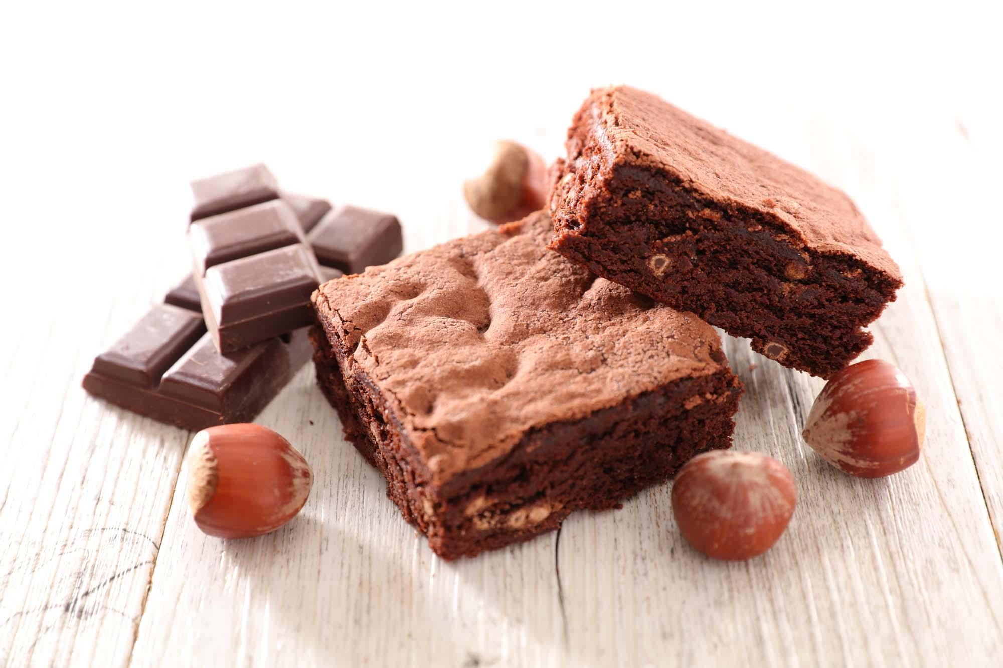 Brownie - Verdens bedste