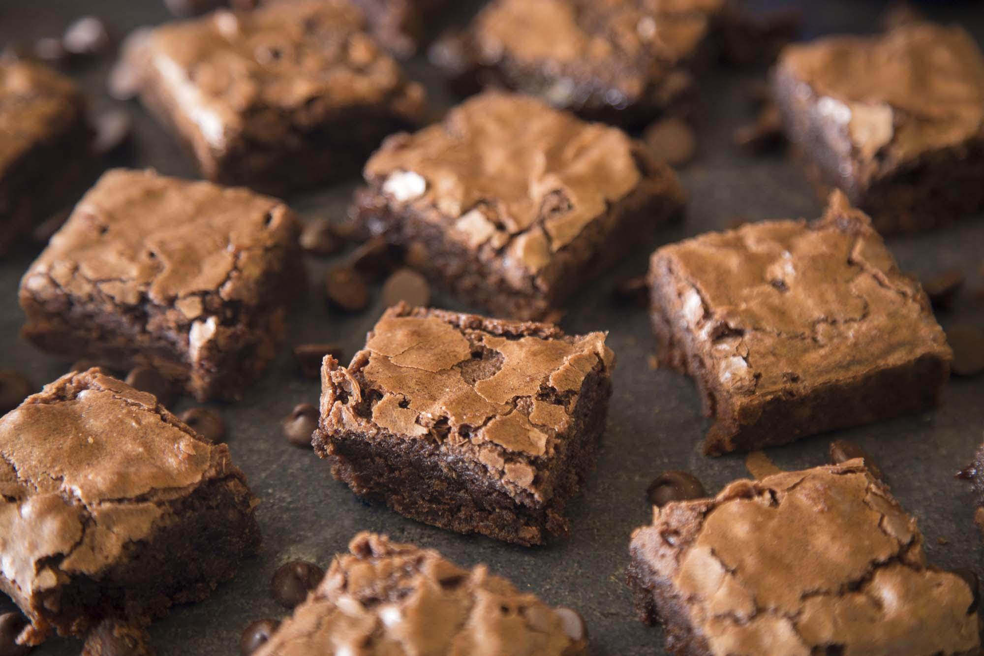 Dobbelt Brownie