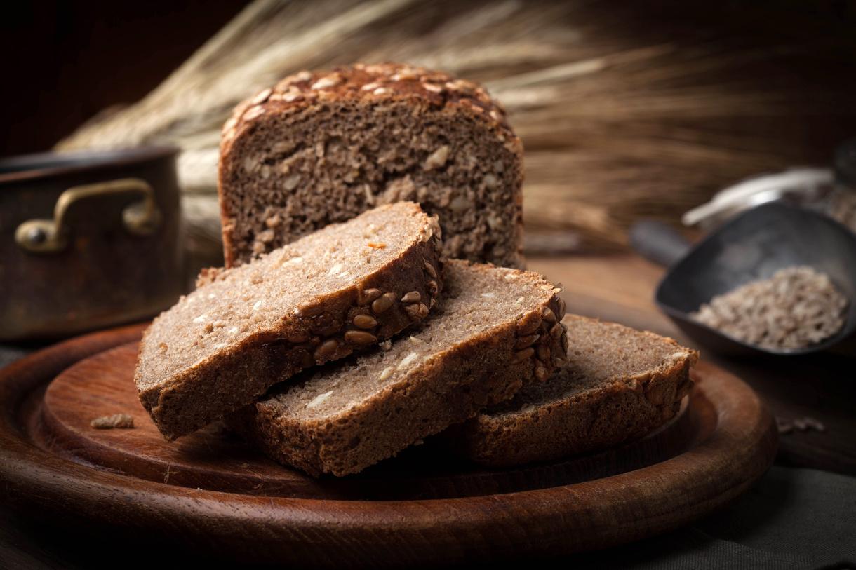 Glutenfri rugbrød