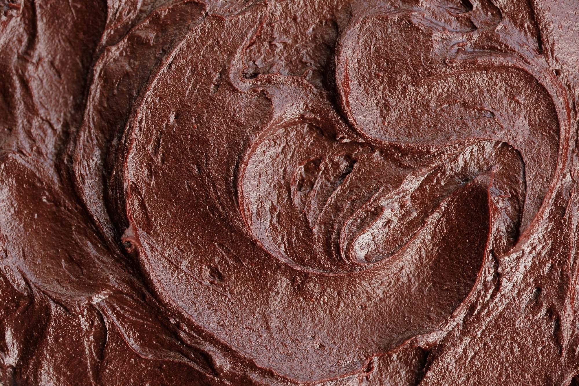 Chokolade frosting