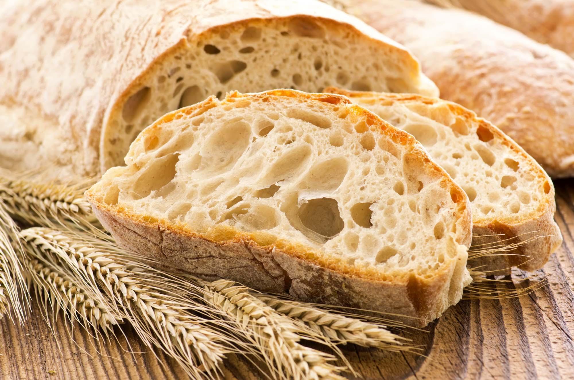 Langtidshævet brød