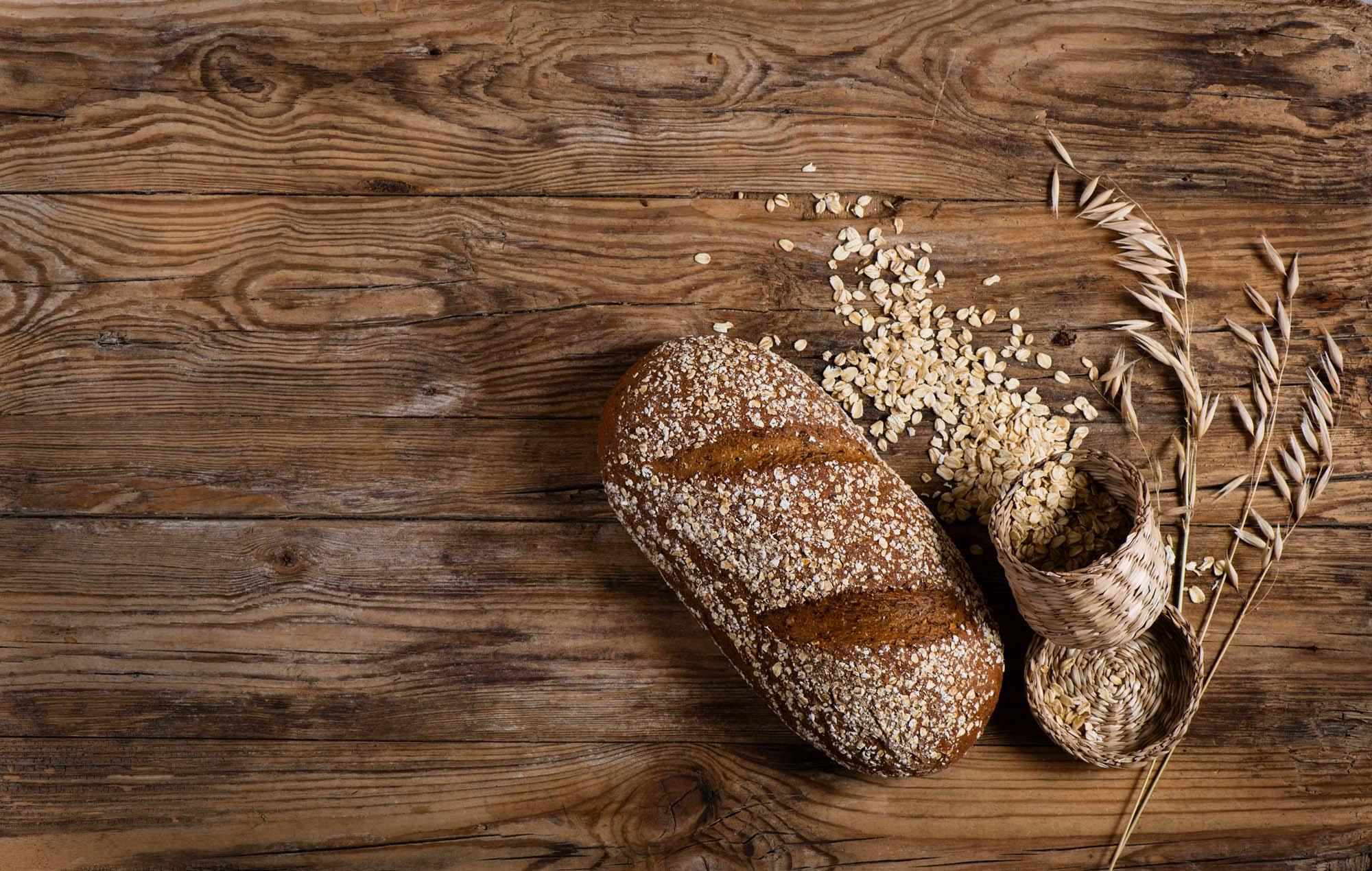 Havrebrød med ymer