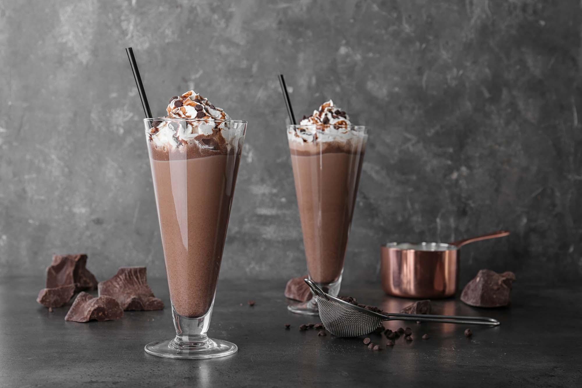 Chokolademilkshake