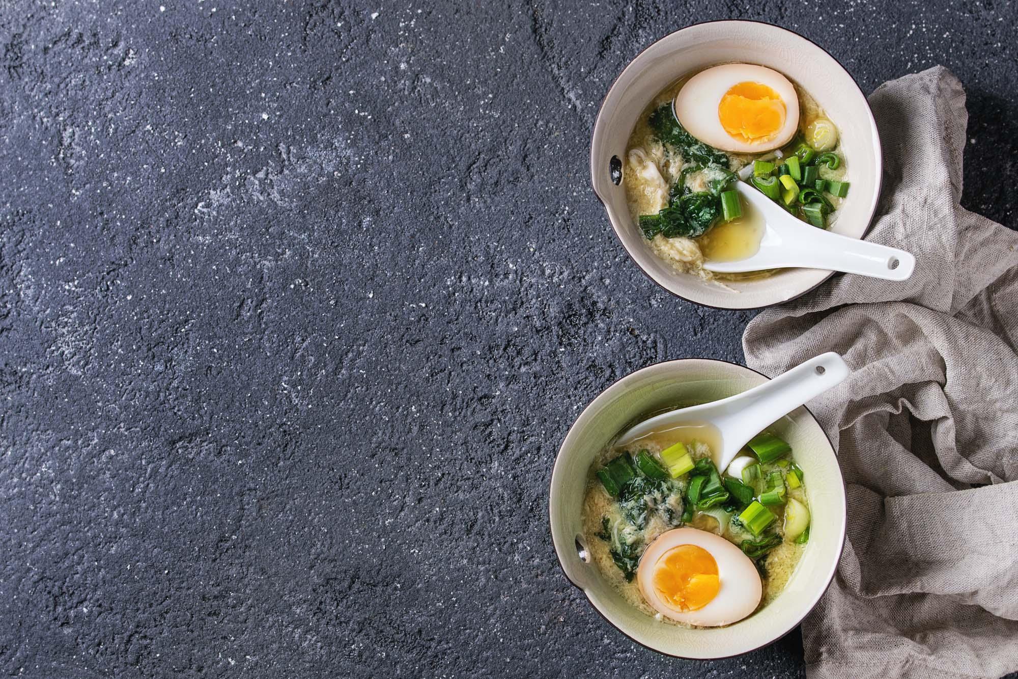Kinesisk æggesuppe