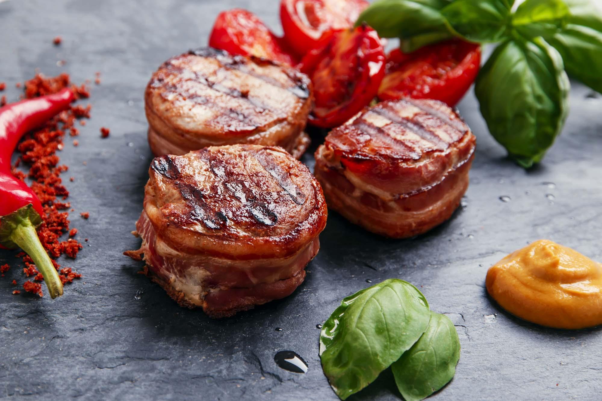 Baconbøf
