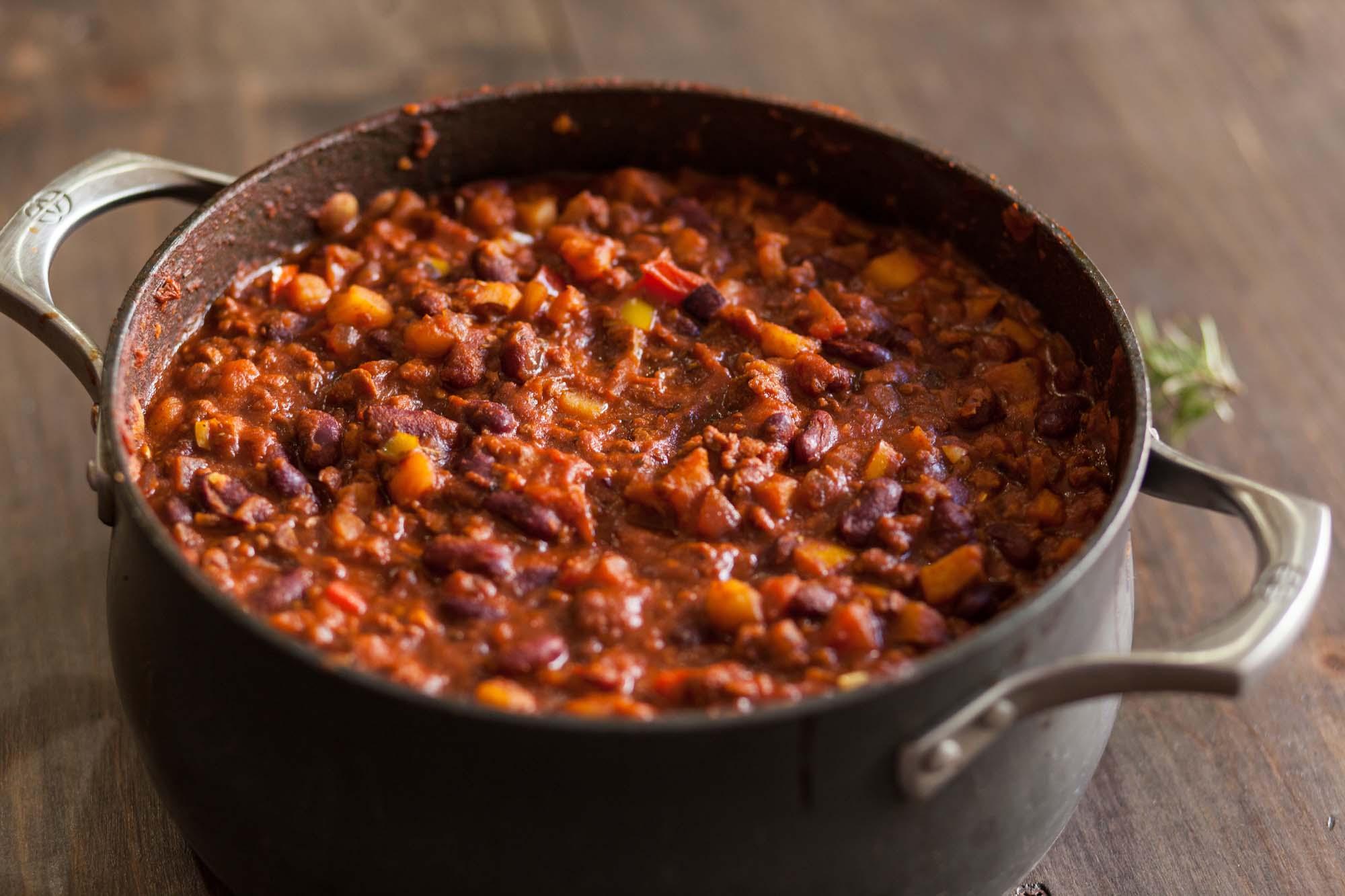 Rustik chili