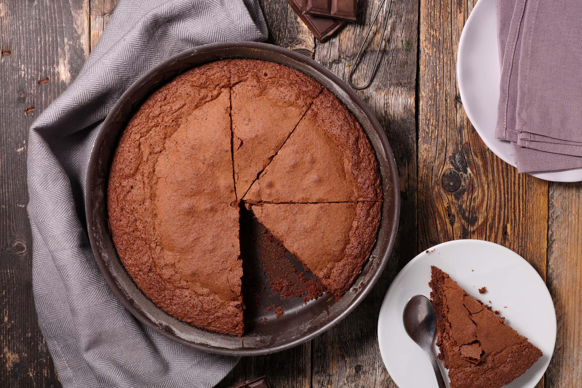 God Chokoladekage
