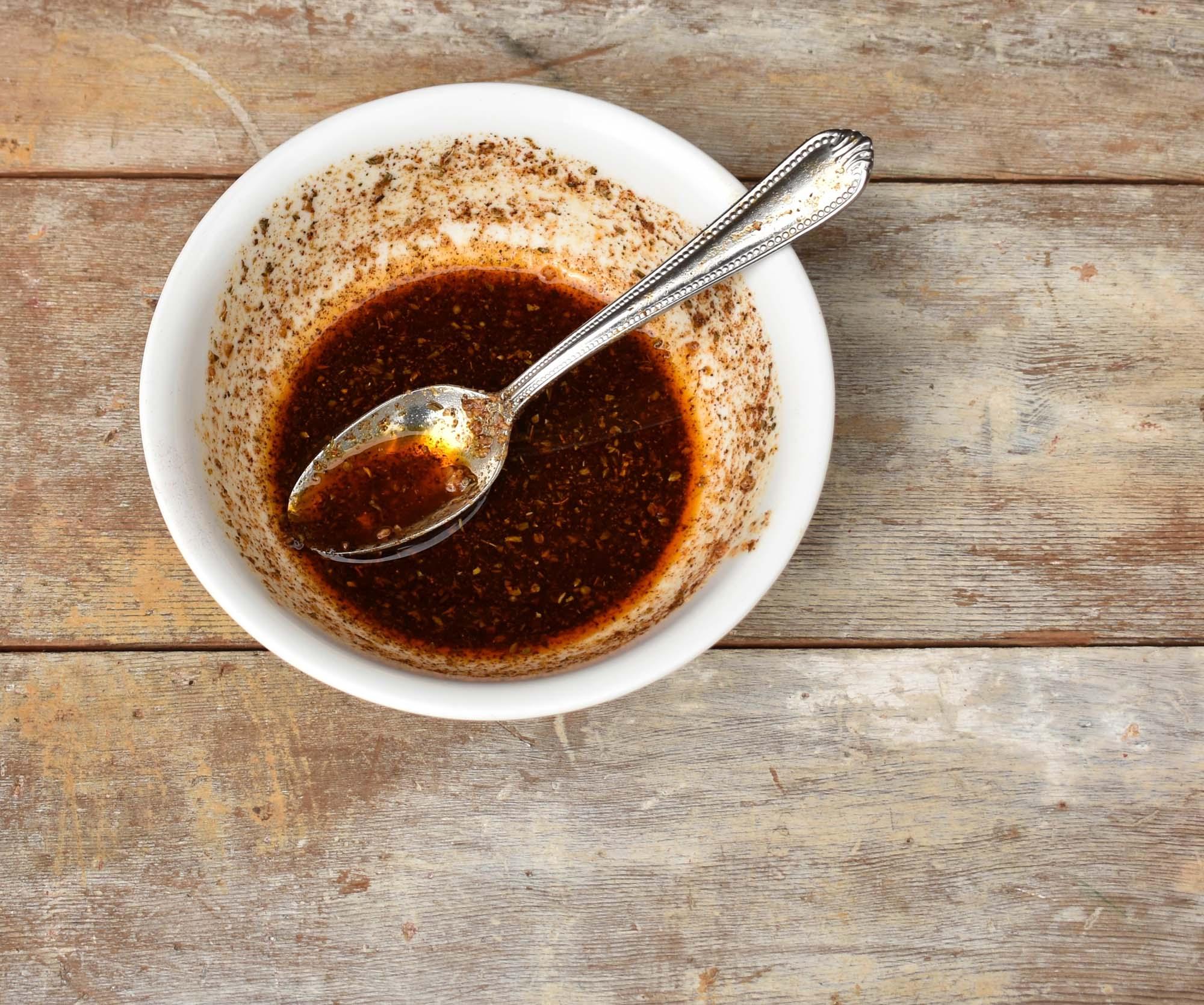 Grillmarinade med rom og chili