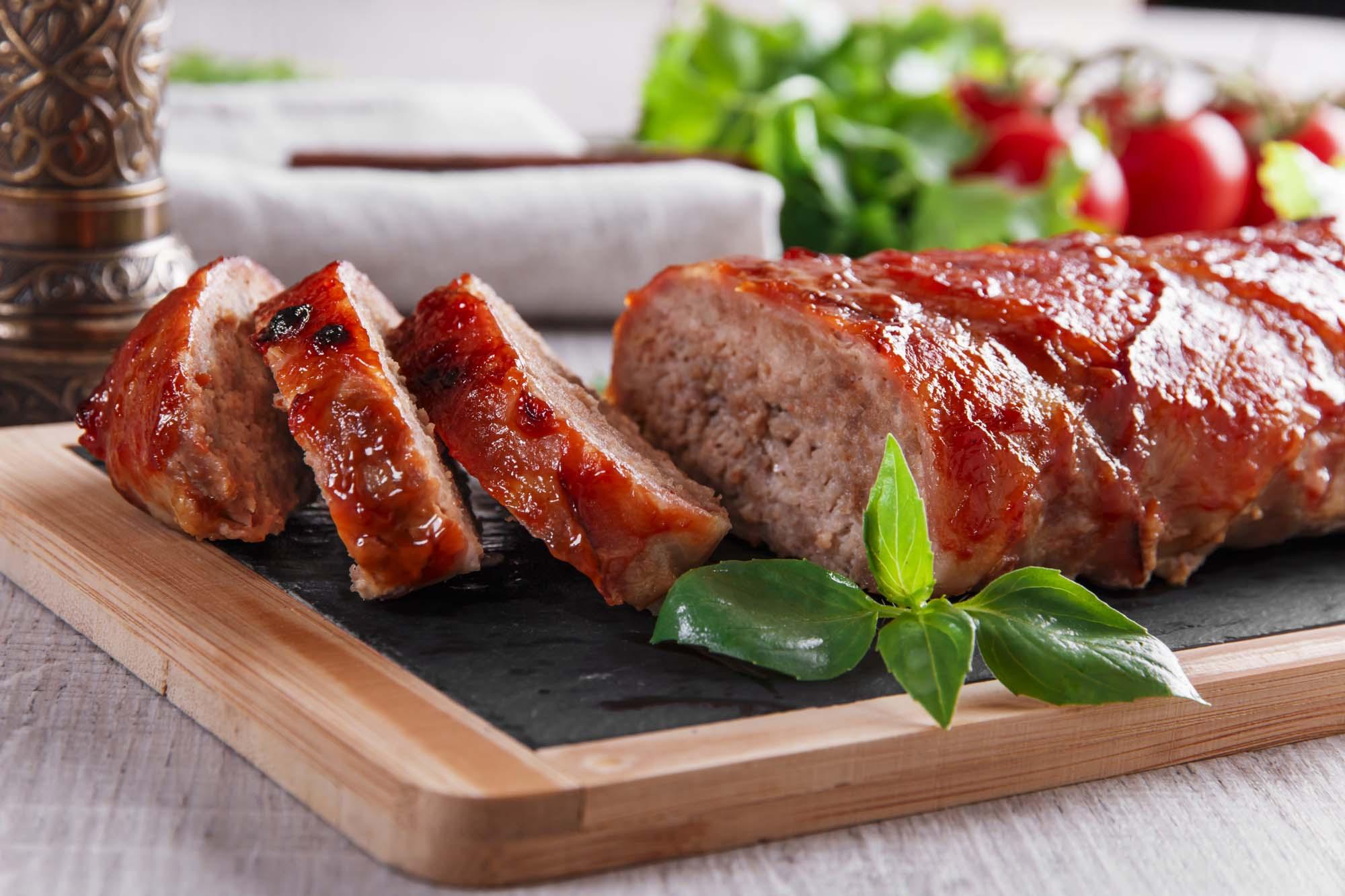 Farsbrød med bacon