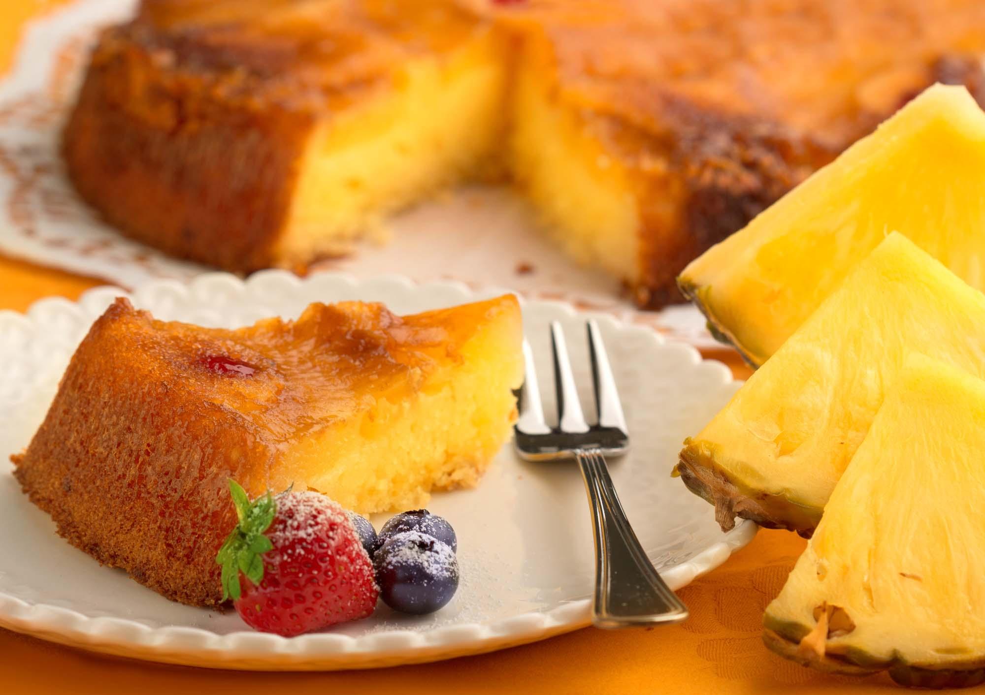 Ananaskage